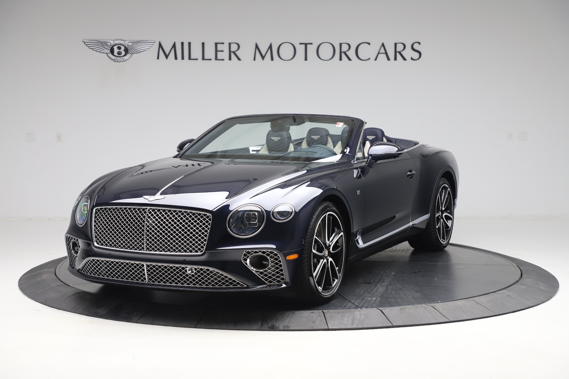 New 2020 Bentley Continental GTC V8 For Sale In Westport, CT