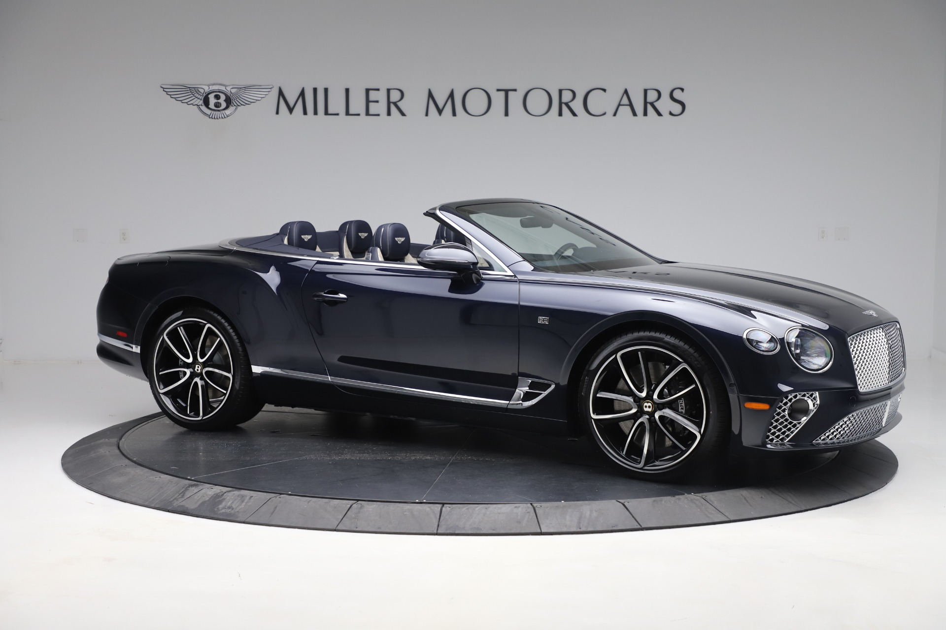 New 2020 Bentley Continental GTC V8 For Sale In Westport, CT 3566_p11
