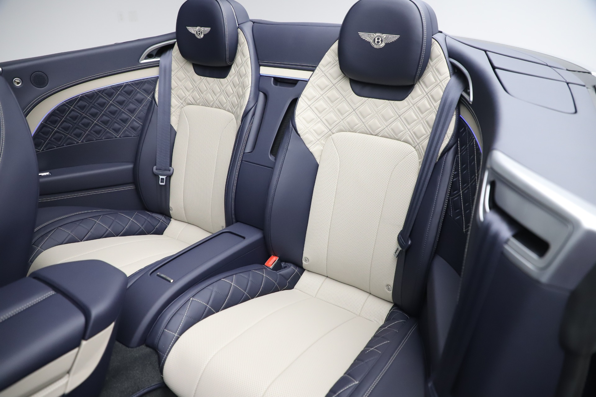 New 2020 Bentley Continental GTC V8 For Sale In Westport, CT 3566_p27