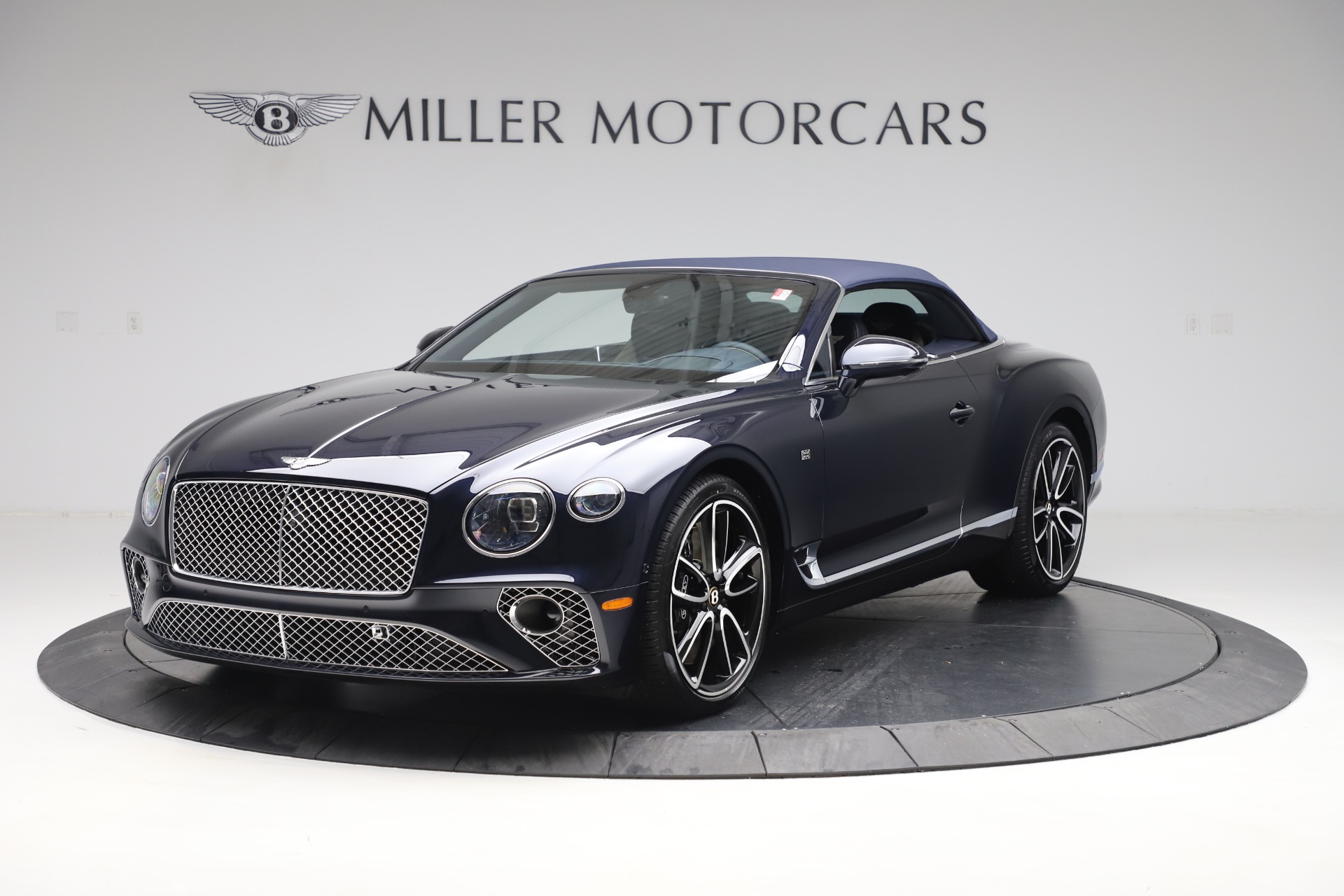 New 2020 Bentley Continental GTC V8 For Sale In Westport, CT 3566_p37