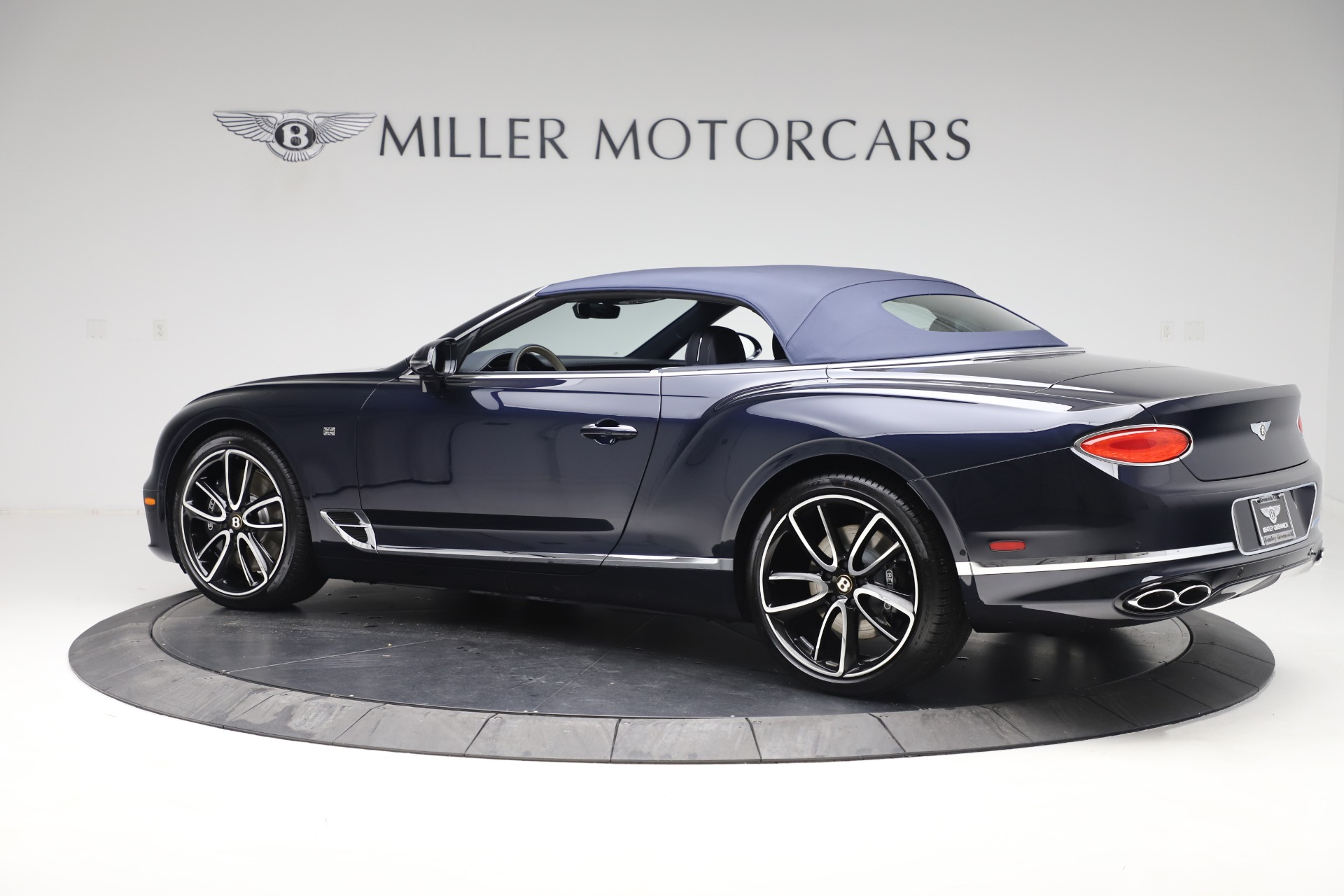 New 2020 Bentley Continental GTC V8 For Sale In Westport, CT 3566_p38