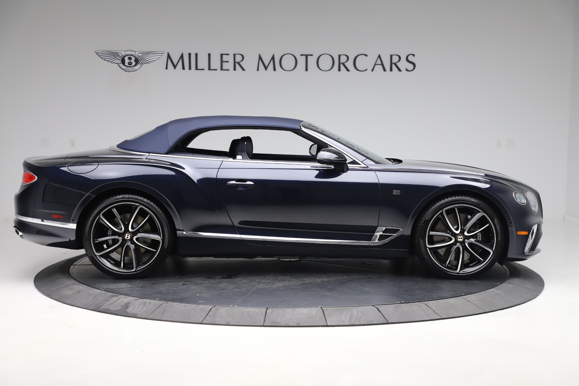 New 2020 Bentley Continental GTC V8 For Sale In Westport, CT 3566_p41
