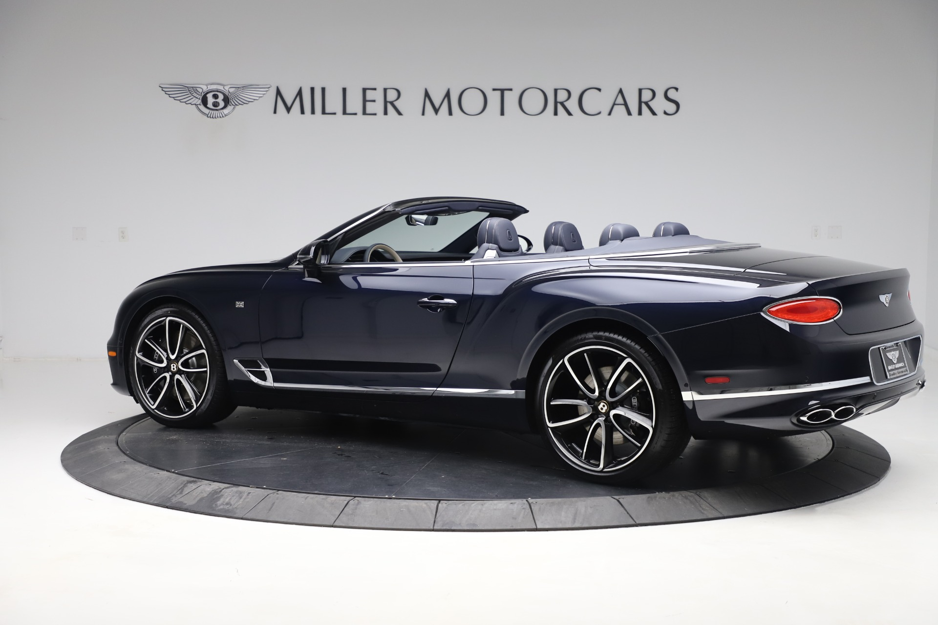 New 2020 Bentley Continental GTC V8 For Sale In Westport, CT 3566_p4