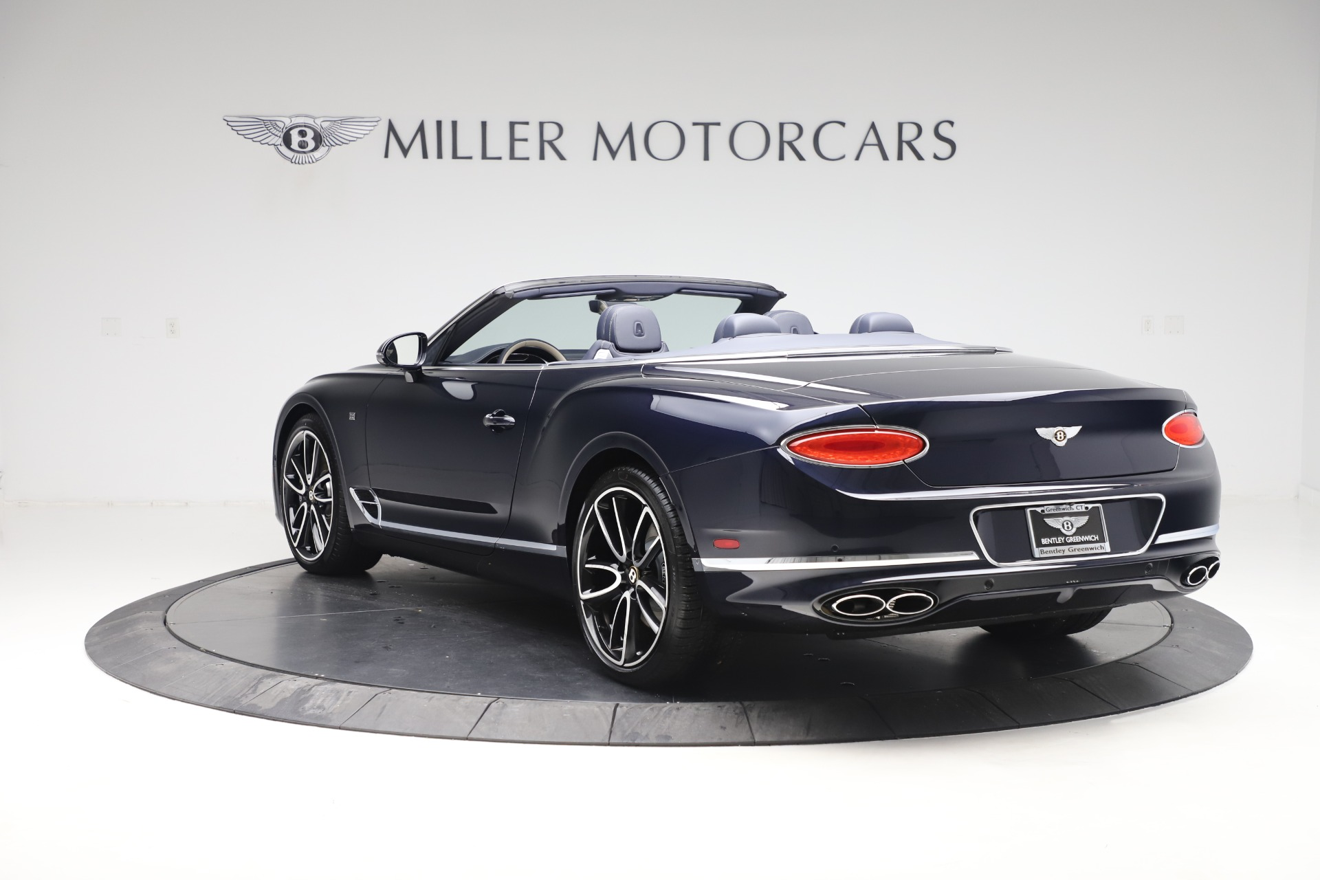 New 2020 Bentley Continental GTC V8 For Sale In Westport, CT 3566_p5