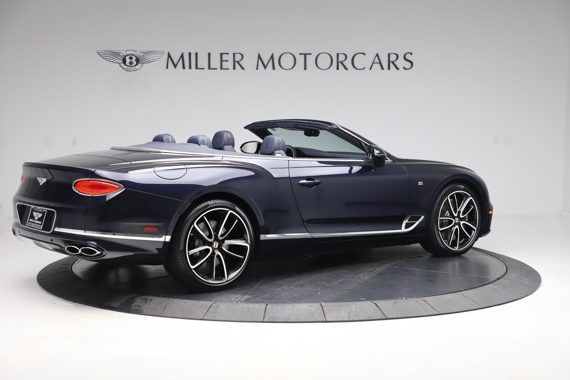 New 2020 Bentley Continental GTC V8 For Sale In Westport, CT 3566_p9