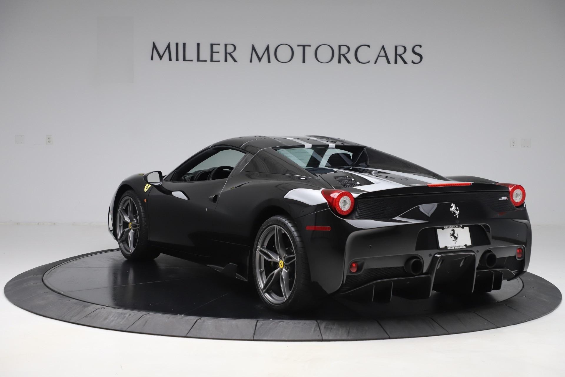 Used 2015 Ferrari 458 Speciale Aperta  For Sale In Westport, CT 3571_p15