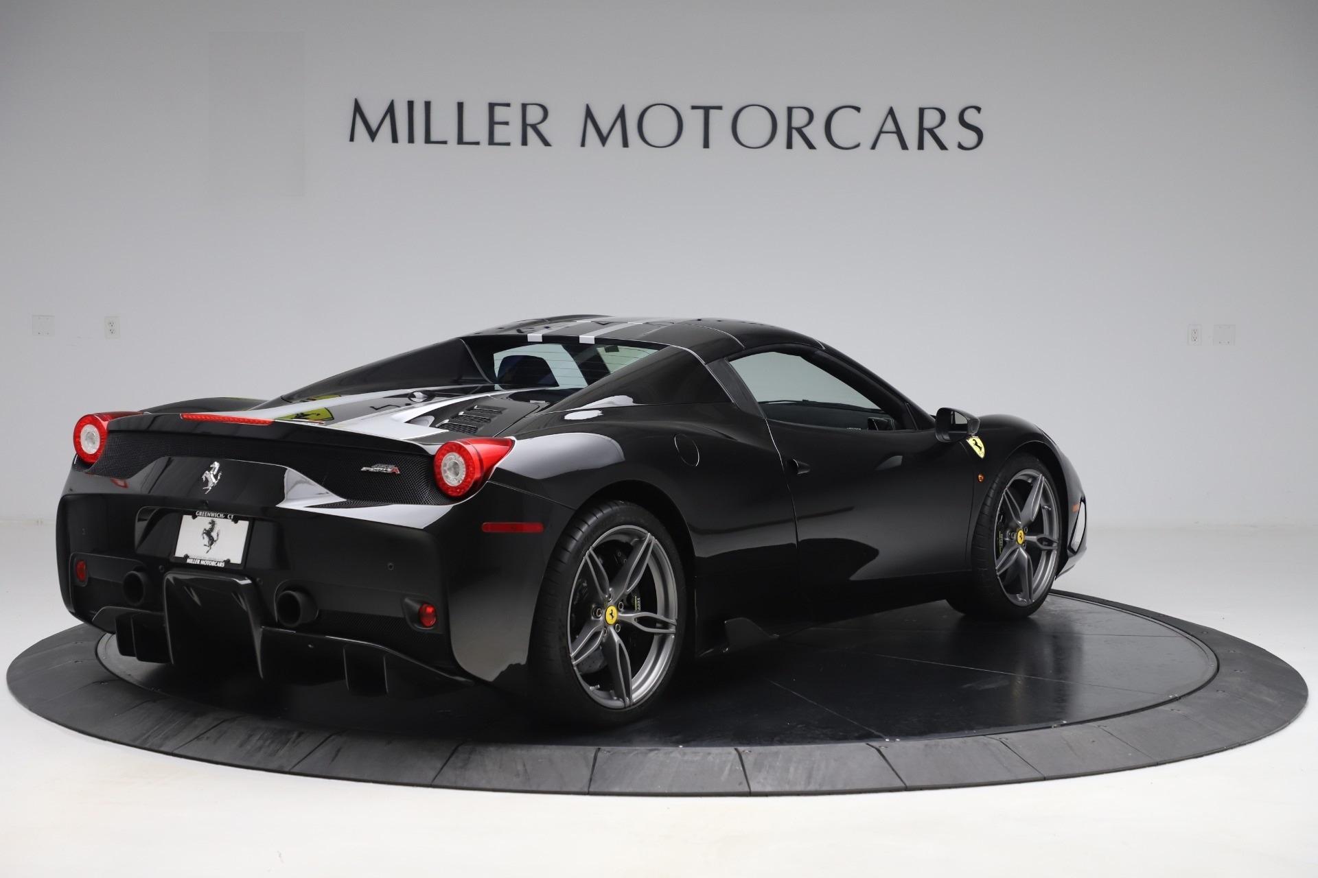Used 2015 Ferrari 458 Speciale Aperta  For Sale In Westport, CT 3571_p16
