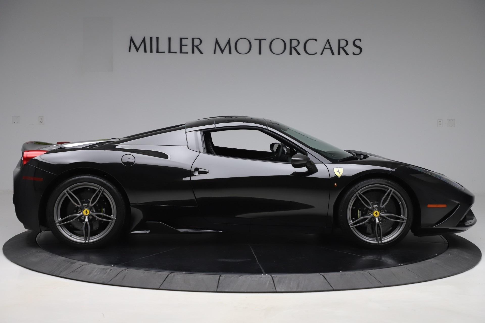 Used 2015 Ferrari 458 Speciale Aperta For Sale Alfa Romeo