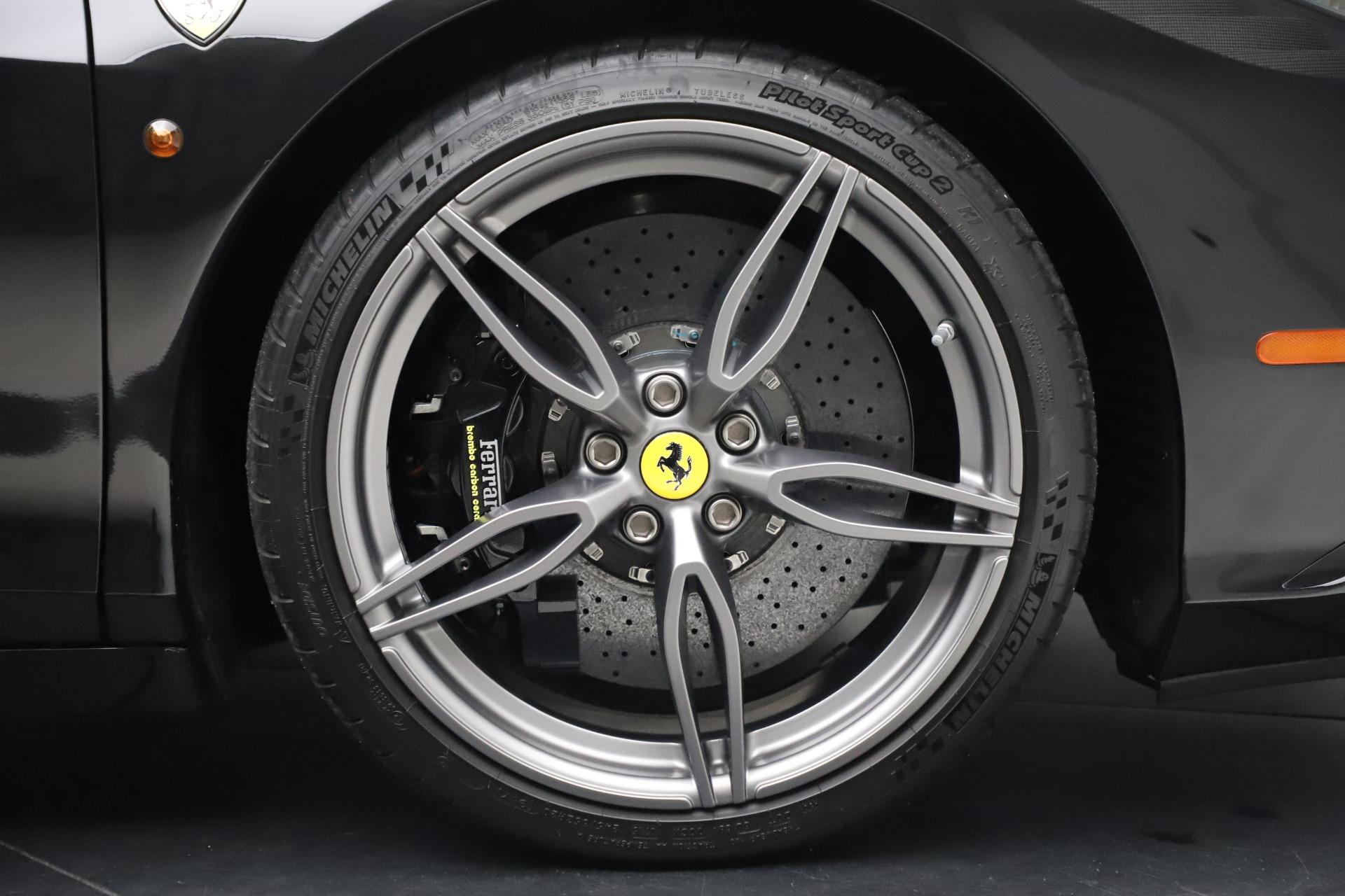 Used 2015 Ferrari 458 Speciale Aperta  For Sale In Westport, CT 3571_p31