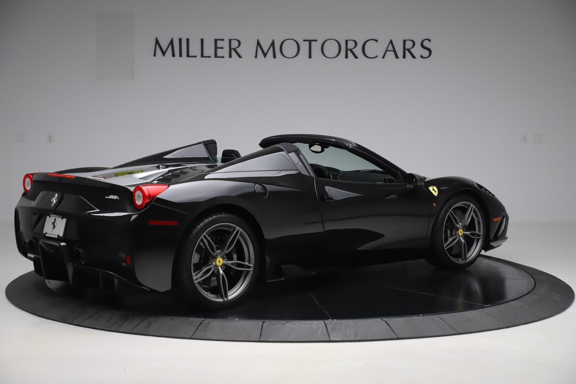 Used 2015 Ferrari 458 Speciale Aperta  For Sale In Westport, CT 3571_p8