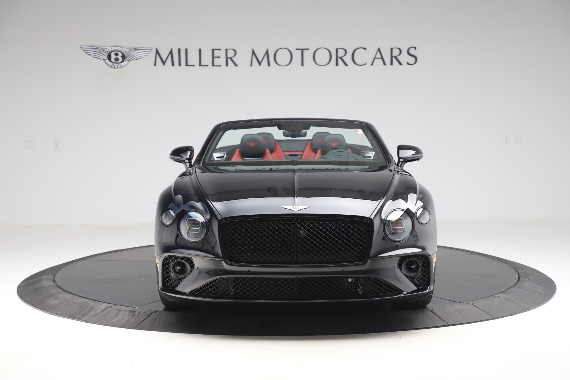 New 2020 Bentley Continental GTC V8 For Sale In Westport, CT 3575_p12