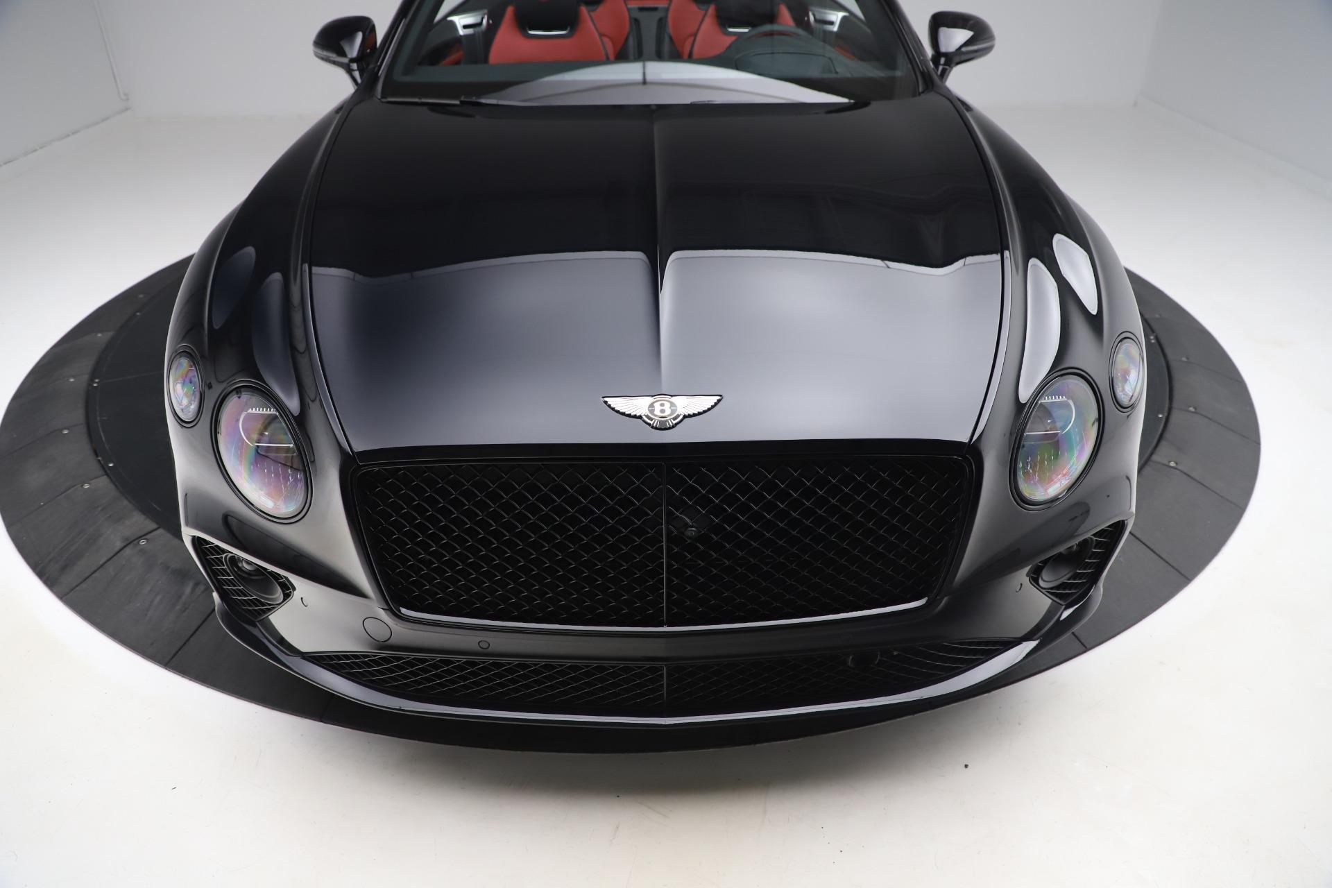 New 2020 Bentley Continental GTC V8 For Sale In Westport, CT 3575_p19
