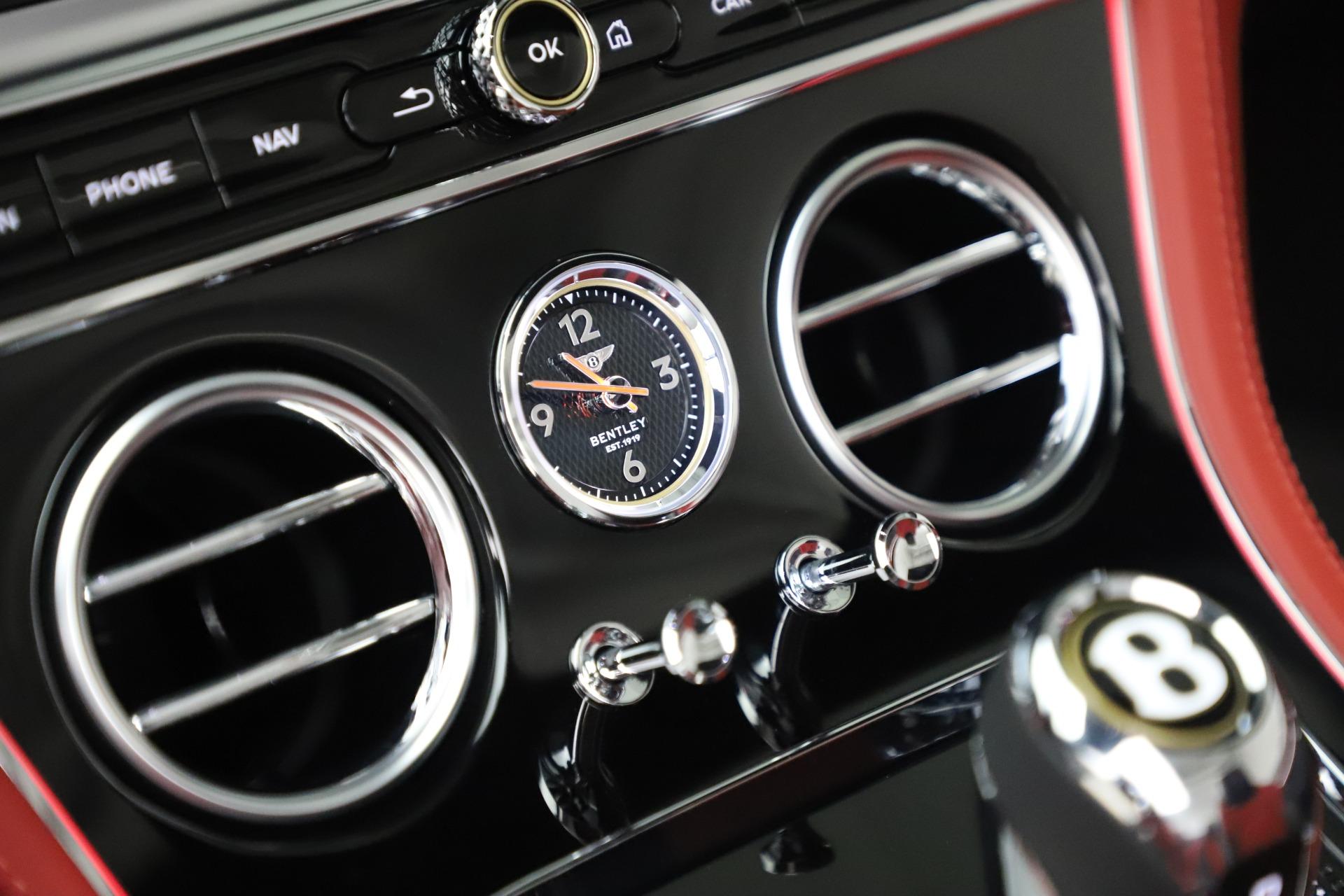 New 2020 Bentley Continental GTC V8 For Sale In Westport, CT 3575_p29