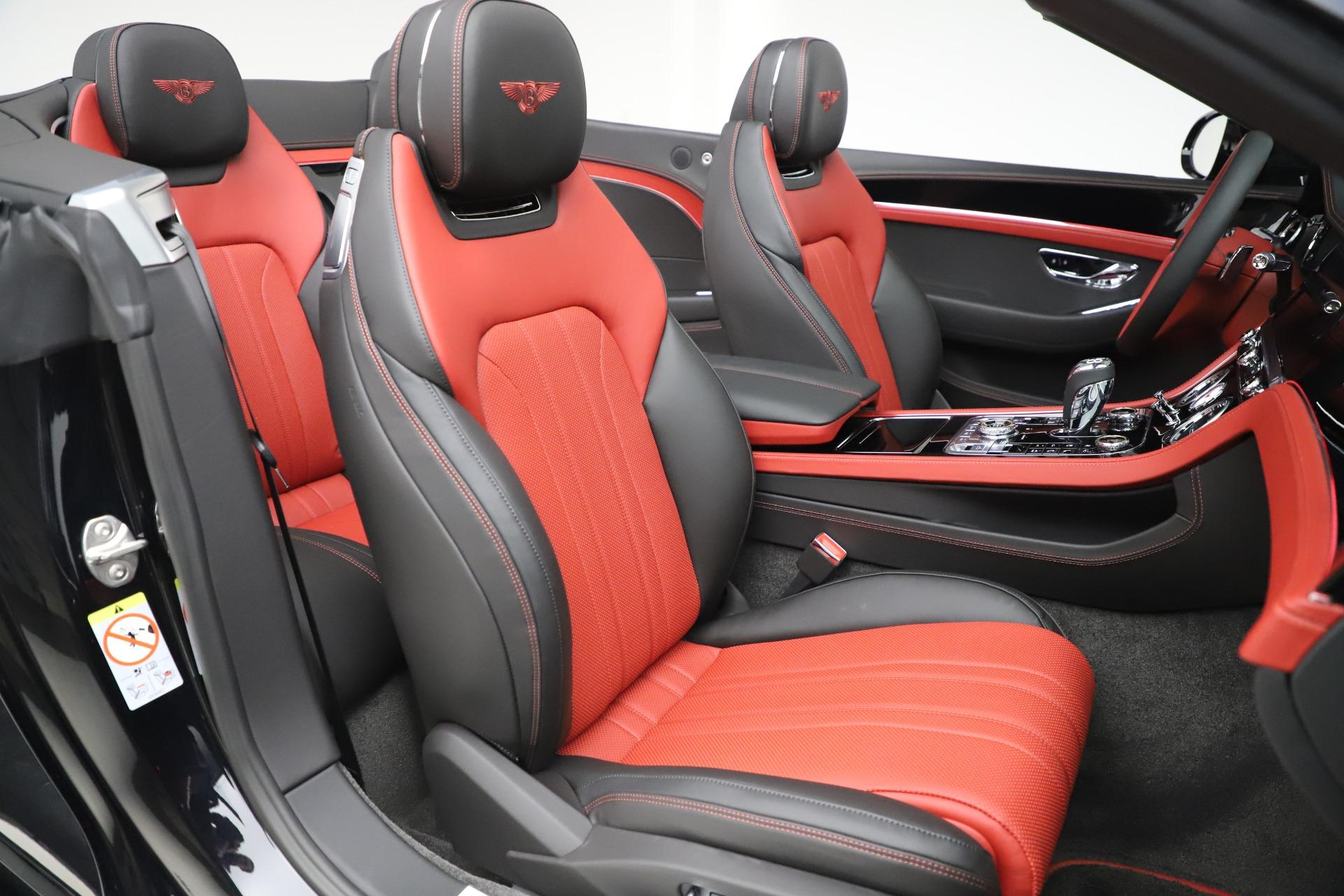 New 2020 Bentley Continental GTC V8 For Sale In Westport, CT 3575_p36