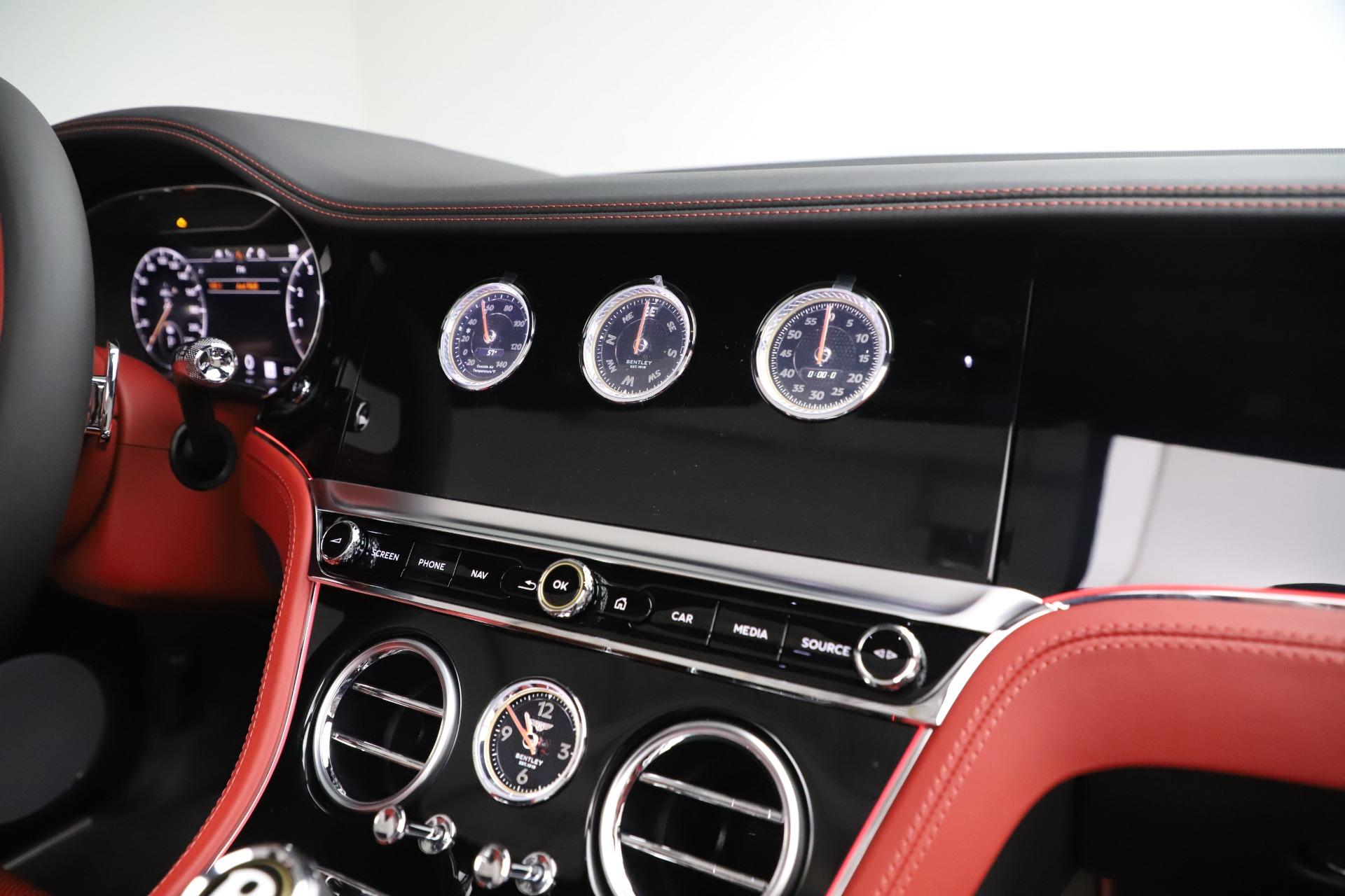 New 2020 Bentley Continental GTC V8 For Sale In Westport, CT 3575_p38