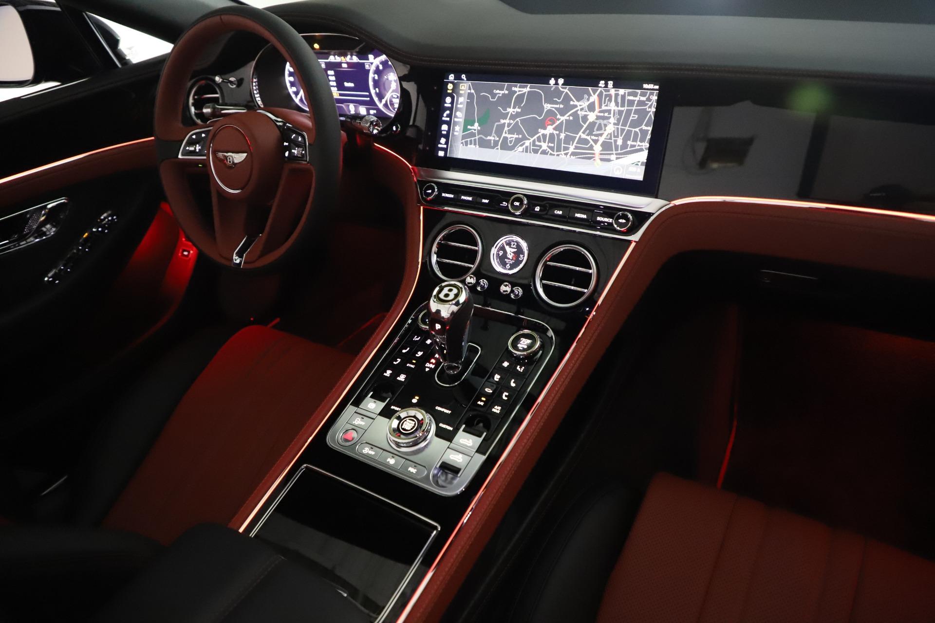 New 2020 Bentley Continental GTC V8 For Sale In Westport, CT 3575_p44