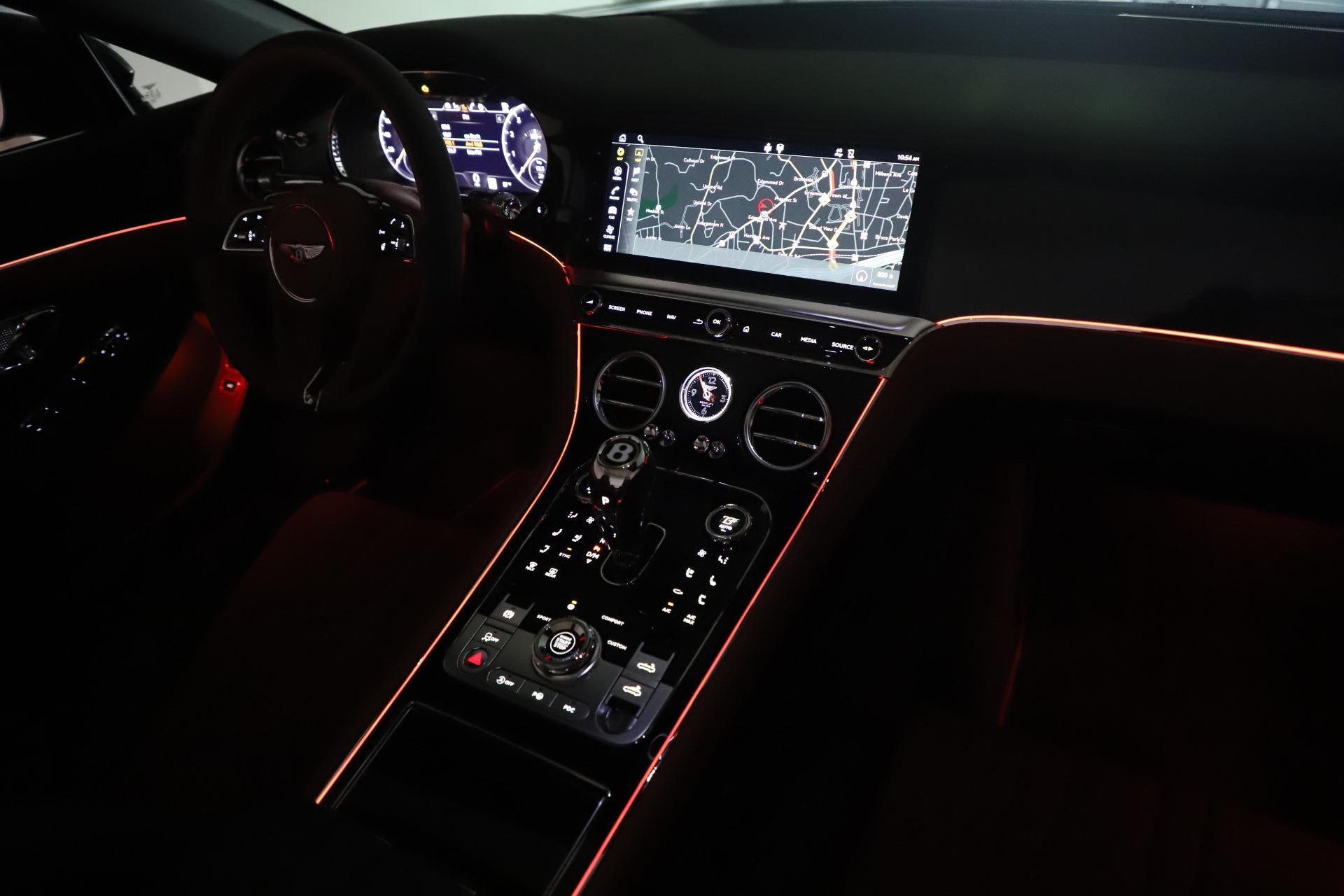 New 2020 Bentley Continental GTC V8 For Sale In Westport, CT 3575_p46