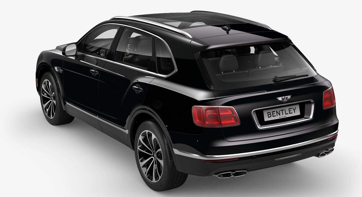 New 2020 Bentley Bentayga V8 For Sale In Westport, CT 3577_p4