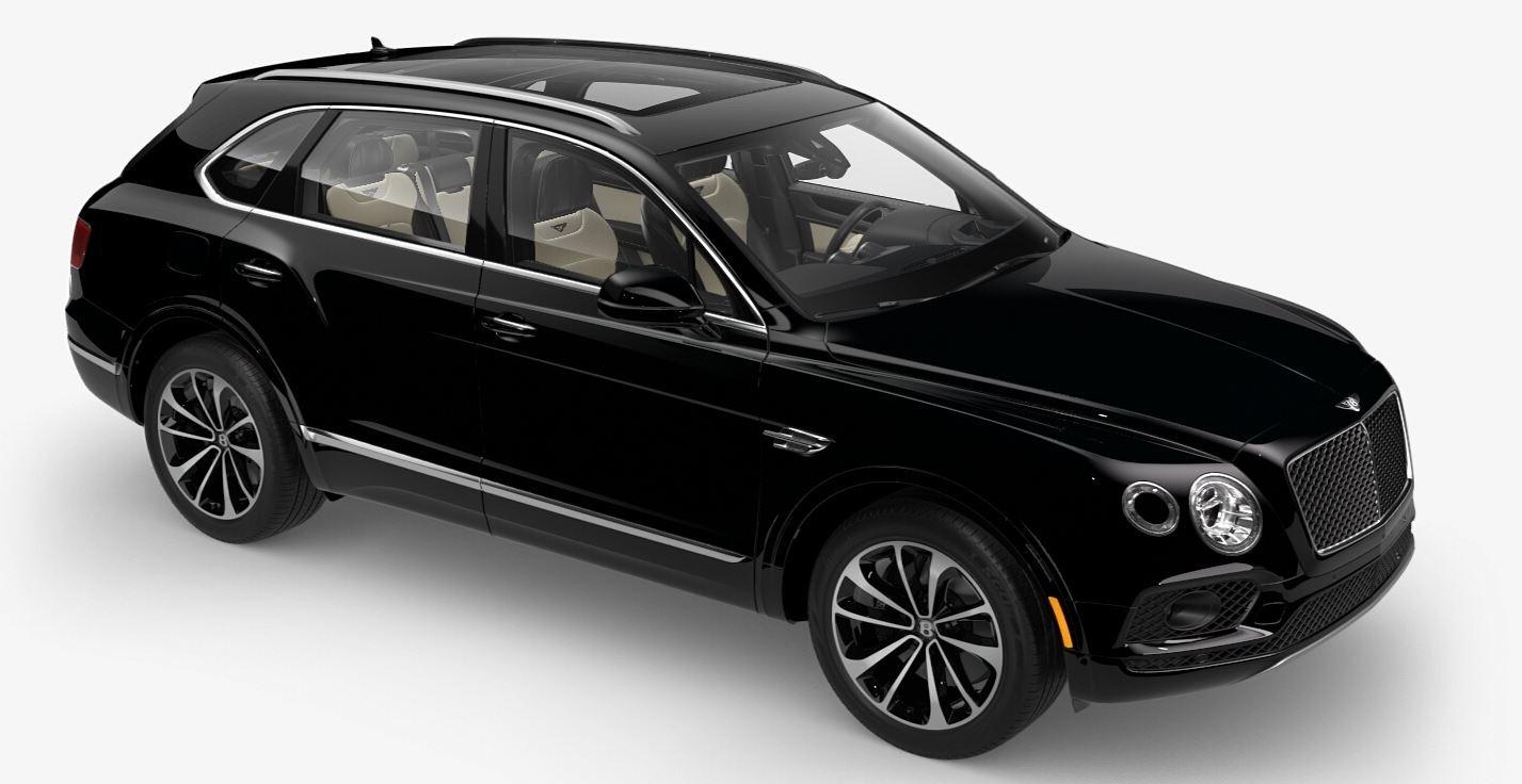 New 2020 Bentley Bentayga V8 For Sale In Westport, CT 3577_p5