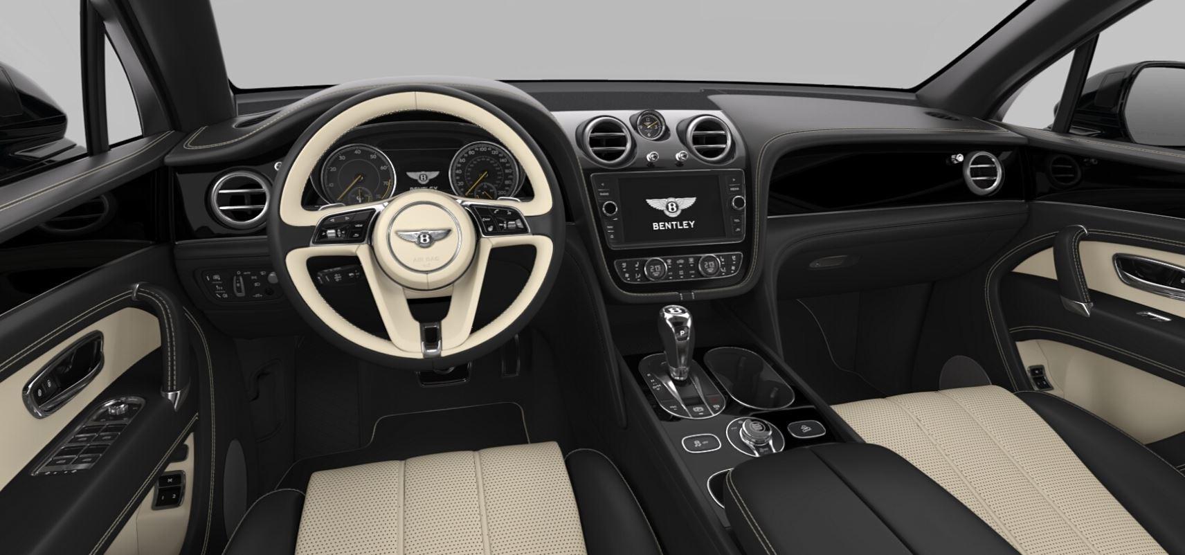 New 2020 Bentley Bentayga V8 For Sale In Westport, CT 3577_p6