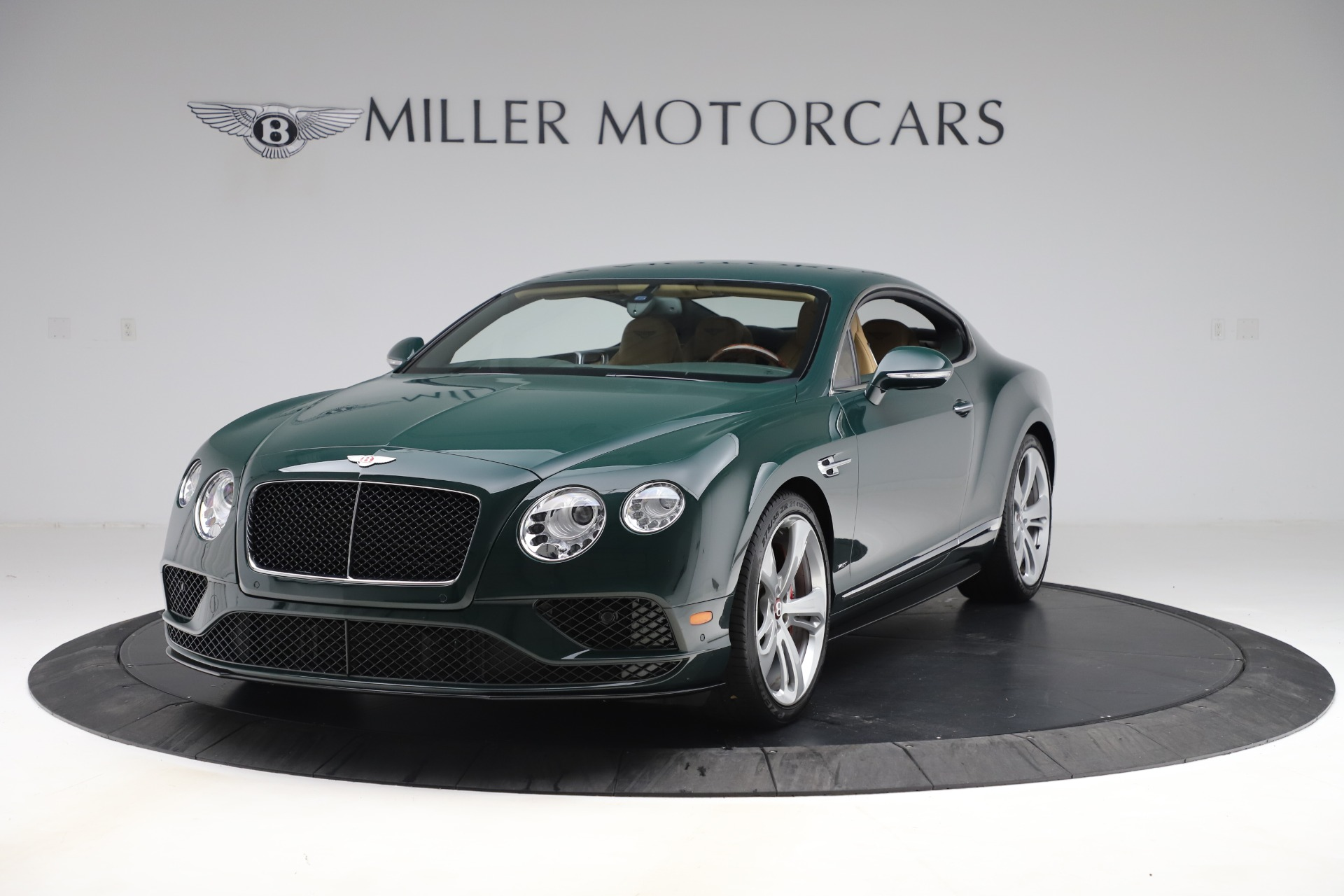 Used 2017 Bentley Continental GT V8 S For Sale In Westport, CT 3583_main