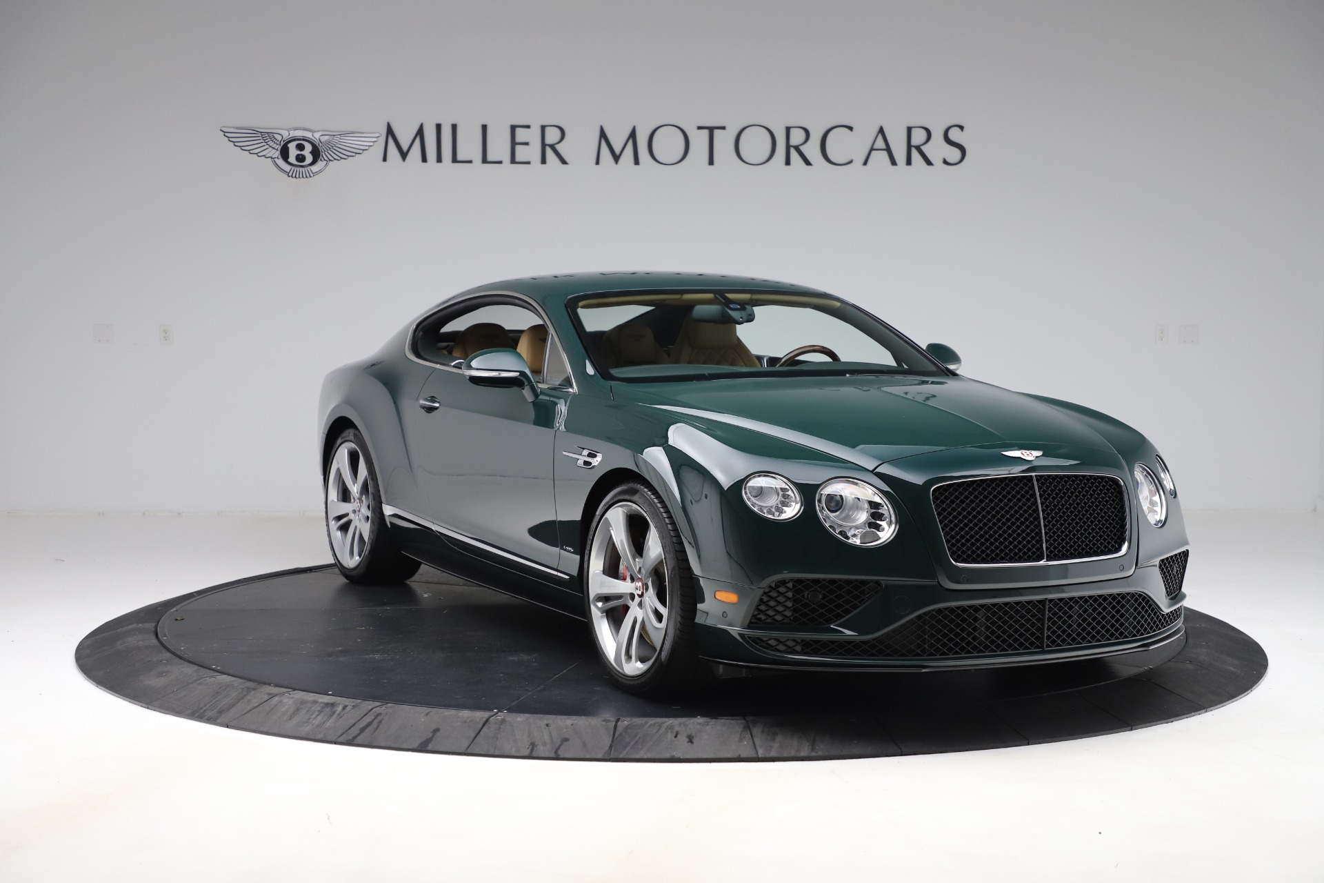 Used 2017 Bentley Continental GT V8 S For Sale In Westport, CT 3583_p11