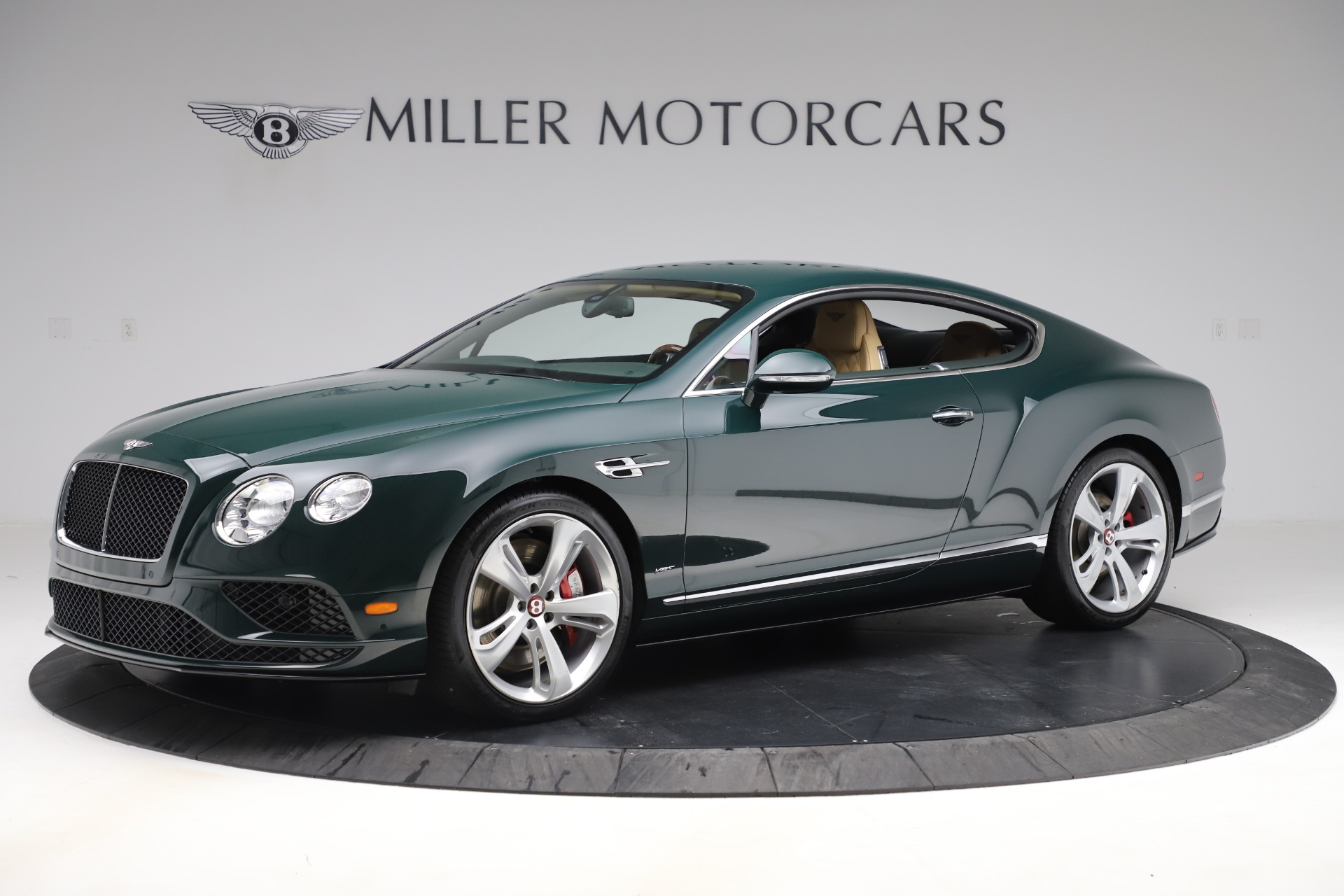 Used 2017 Bentley Continental GT V8 S For Sale In Westport, CT 3583_p2