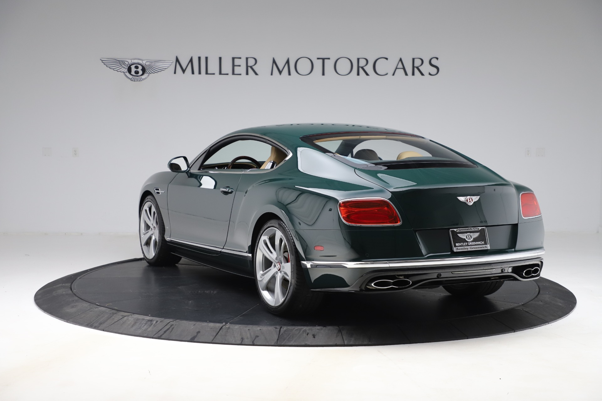 Used 2017 Bentley Continental GT V8 S For Sale In Westport, CT 3583_p5