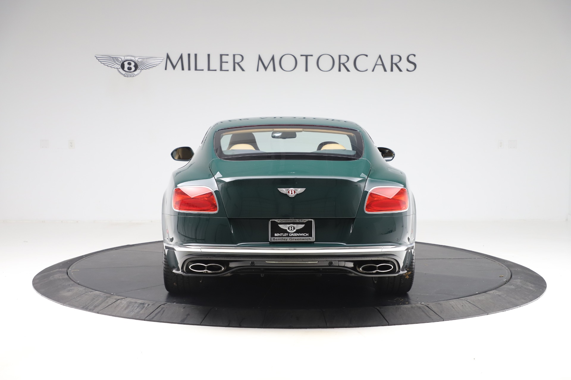 Used 2017 Bentley Continental GT V8 S For Sale In Westport, CT 3583_p6