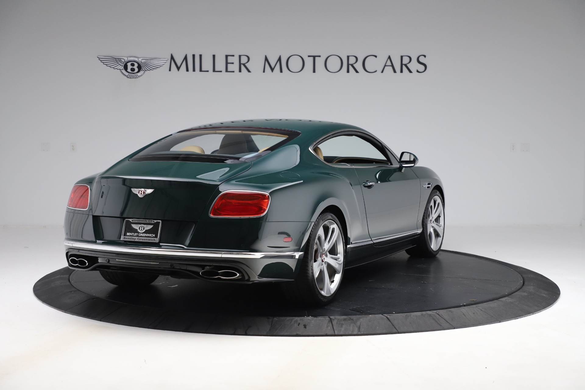 Used 2017 Bentley Continental GT V8 S For Sale In Westport, CT 3583_p7