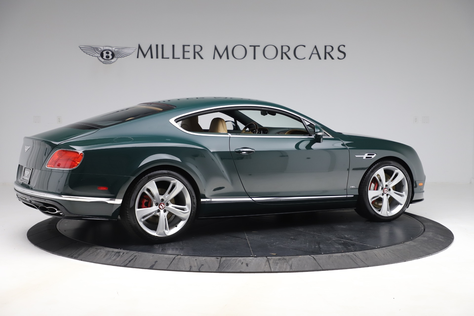 Used 2017 Bentley Continental GT V8 S For Sale In Westport, CT 3583_p8