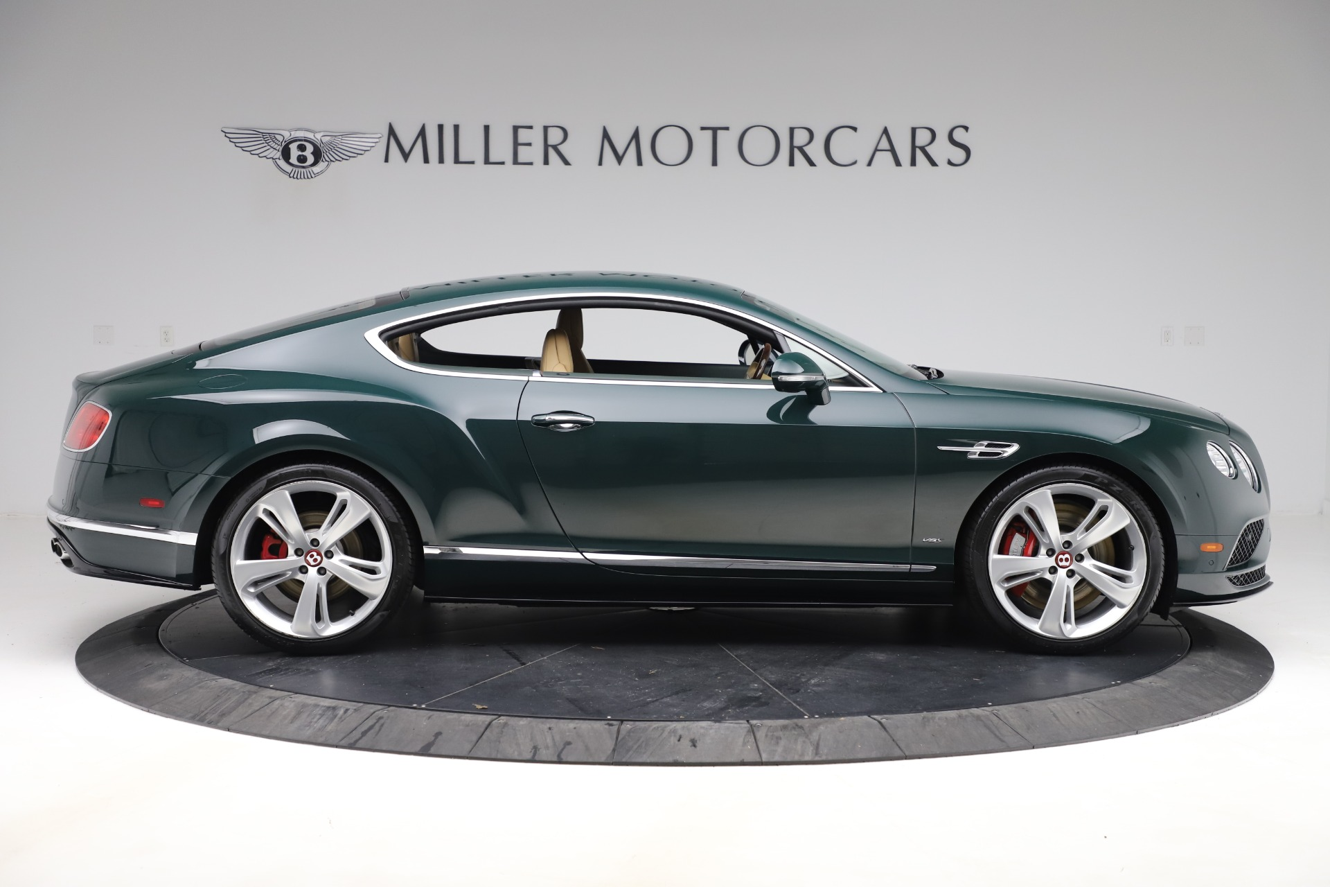Used 2017 Bentley Continental GT V8 S For Sale In Westport, CT 3583_p9