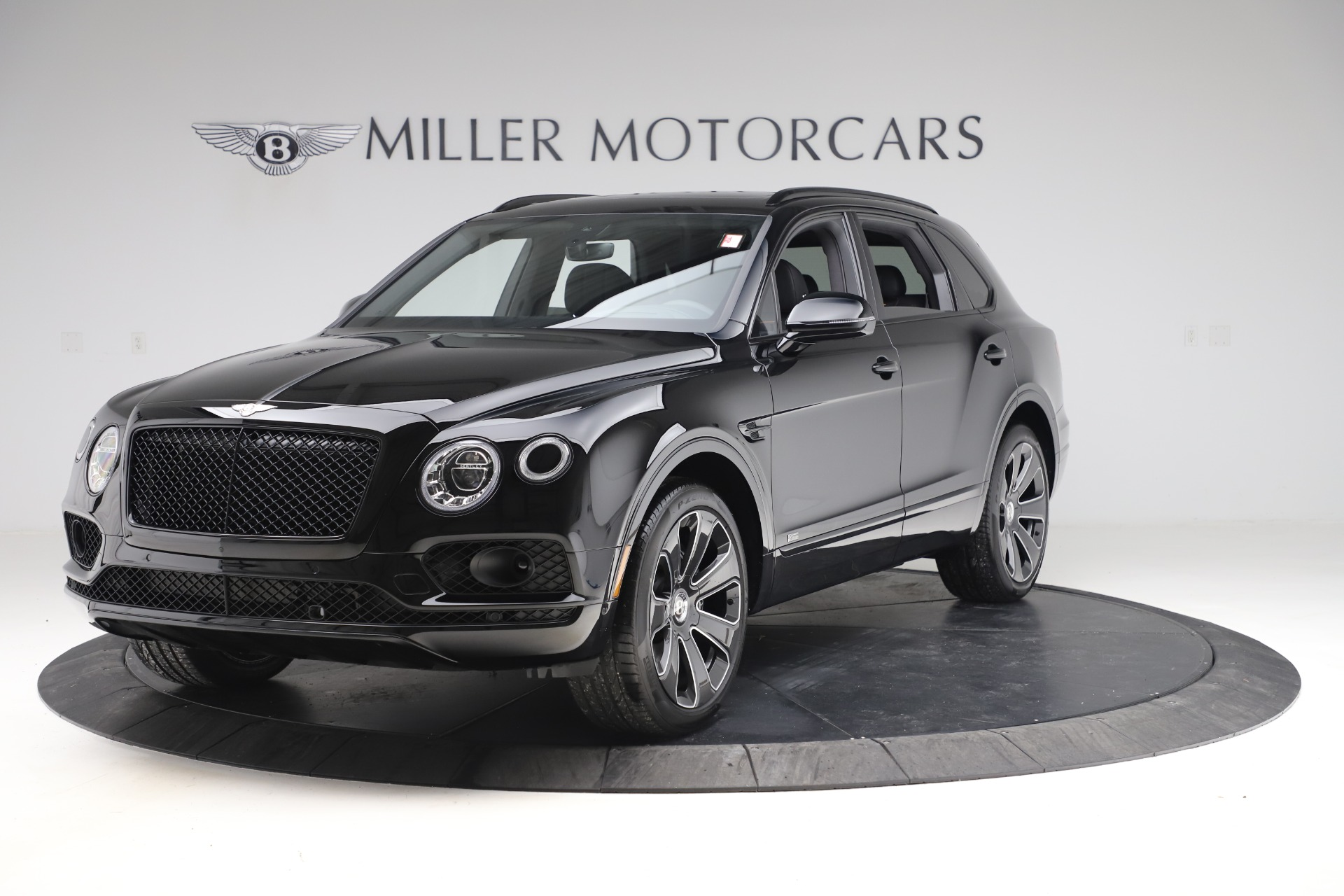 New 2020 Bentley Bentayga V8 For Sale In Westport, CT 3589_main