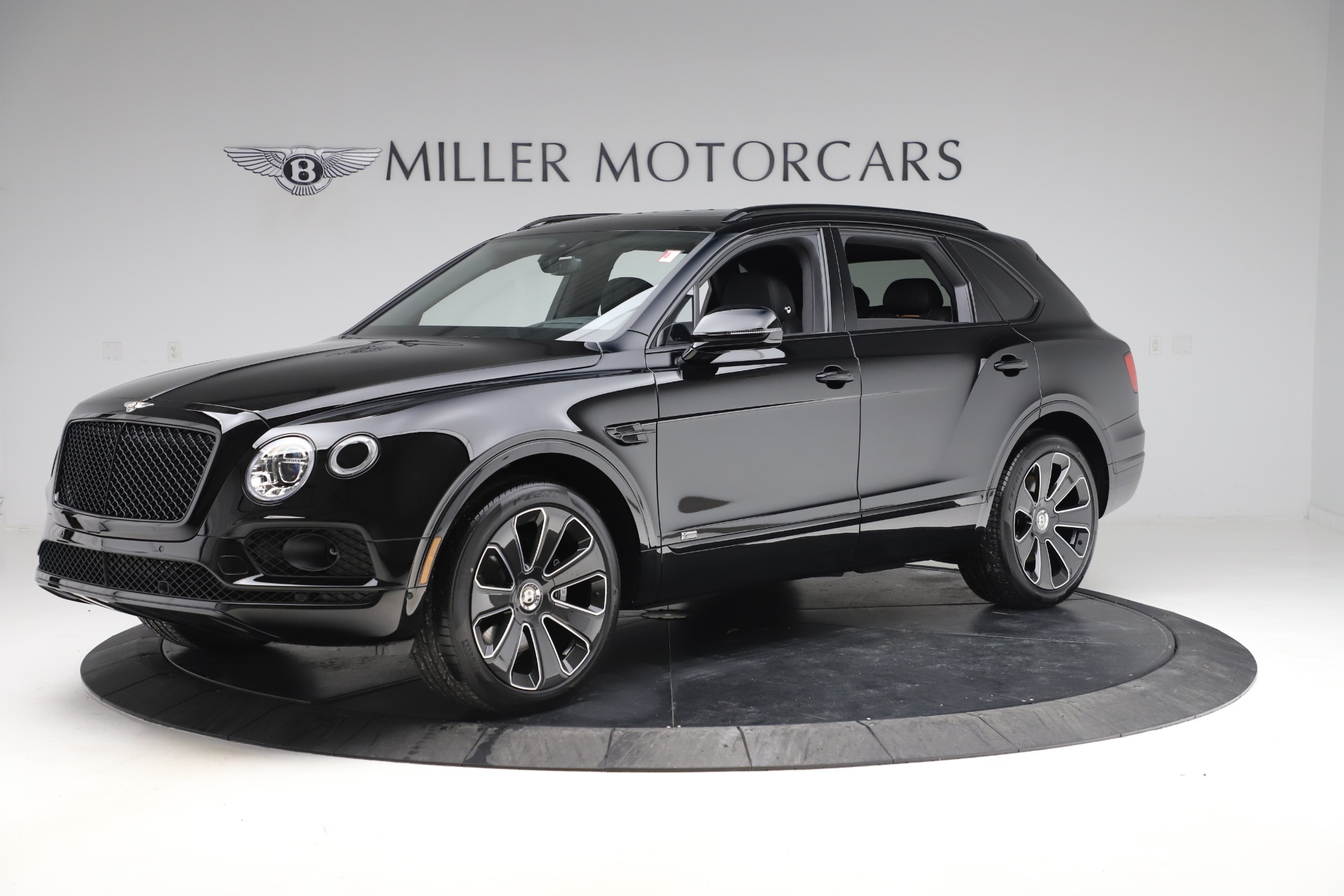New 2020 Bentley Bentayga V8 For Sale In Westport, CT 3589_p2