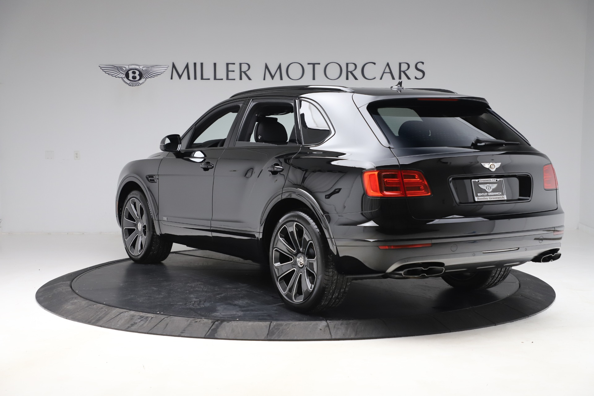 New 2020 Bentley Bentayga V8 For Sale In Westport, CT 3589_p5
