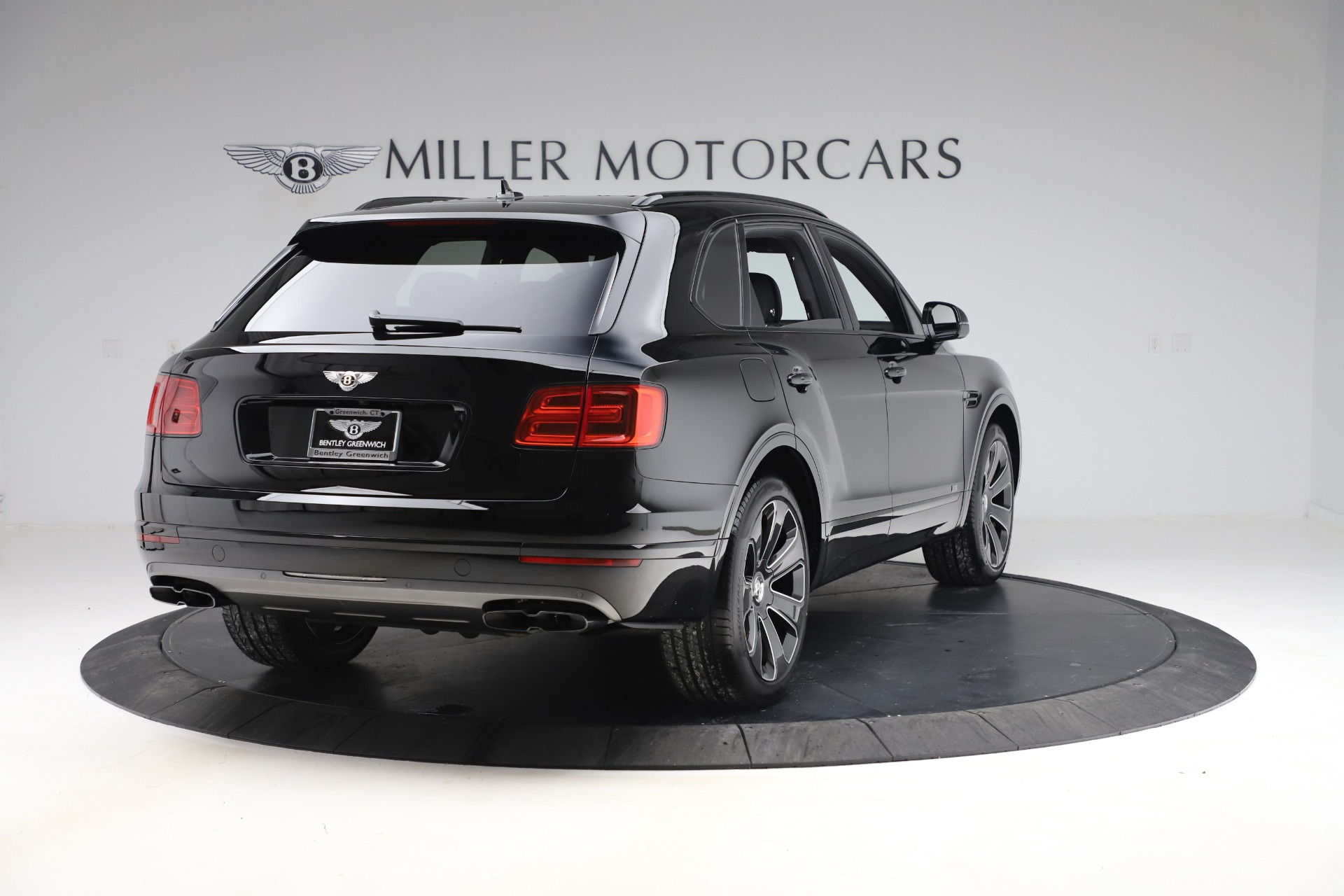 New 2020 Bentley Bentayga V8 For Sale In Westport, CT 3589_p7