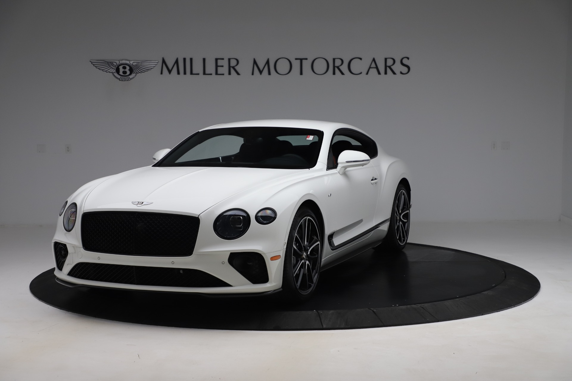 New 2020 Bentley Continental GT V8 For Sale In Westport, CT 3590_main