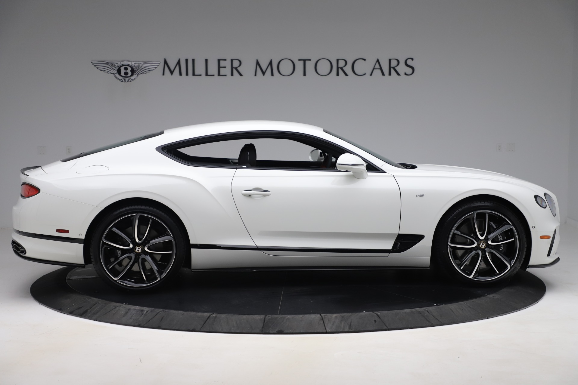 New 2020 Bentley Continental GT V8 For Sale In Westport, CT 3590_p11