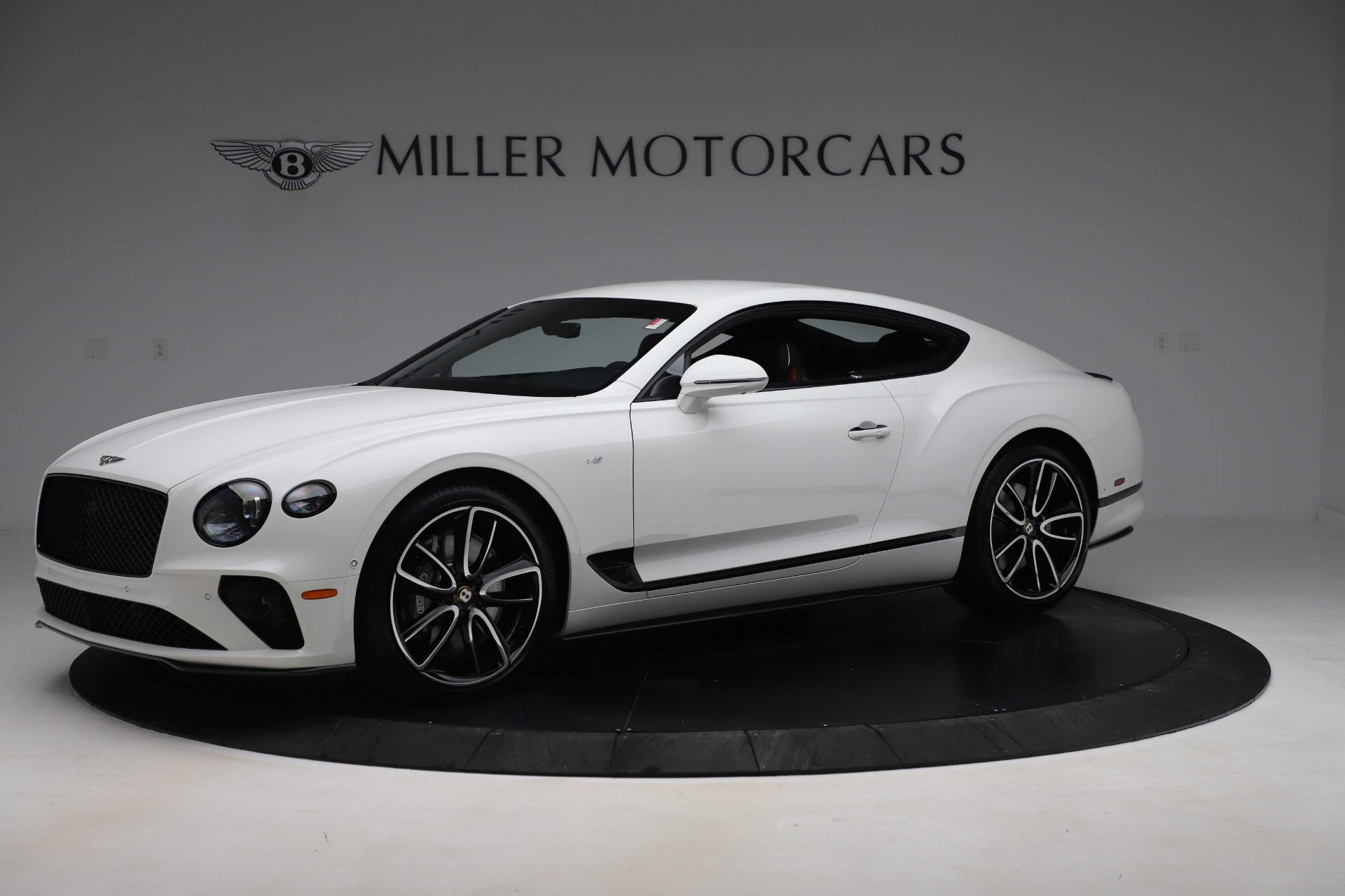 New 2020 Bentley Continental GT V8 For Sale In Westport, CT 3590_p3