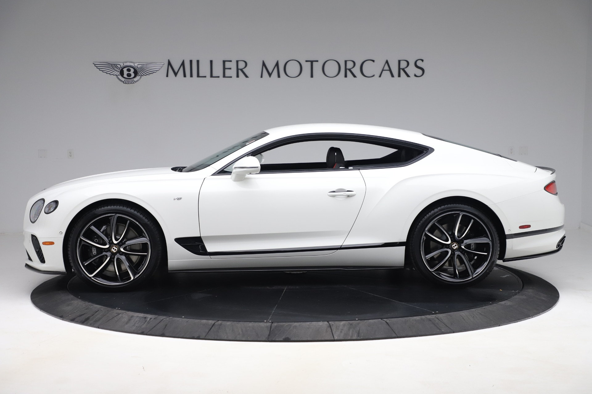 New 2020 Bentley Continental GT V8 For Sale In Westport, CT 3590_p5