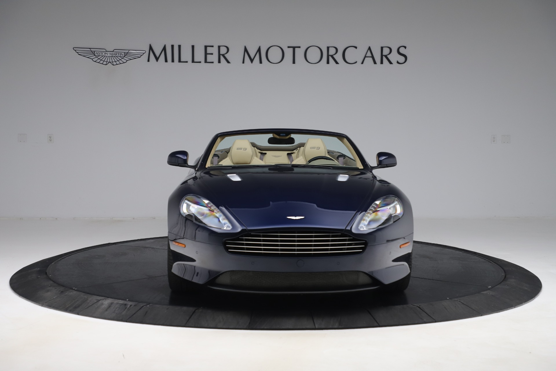 Used 2014 Aston Martin DB9 Volante For Sale In Westport, CT 3591_p12
