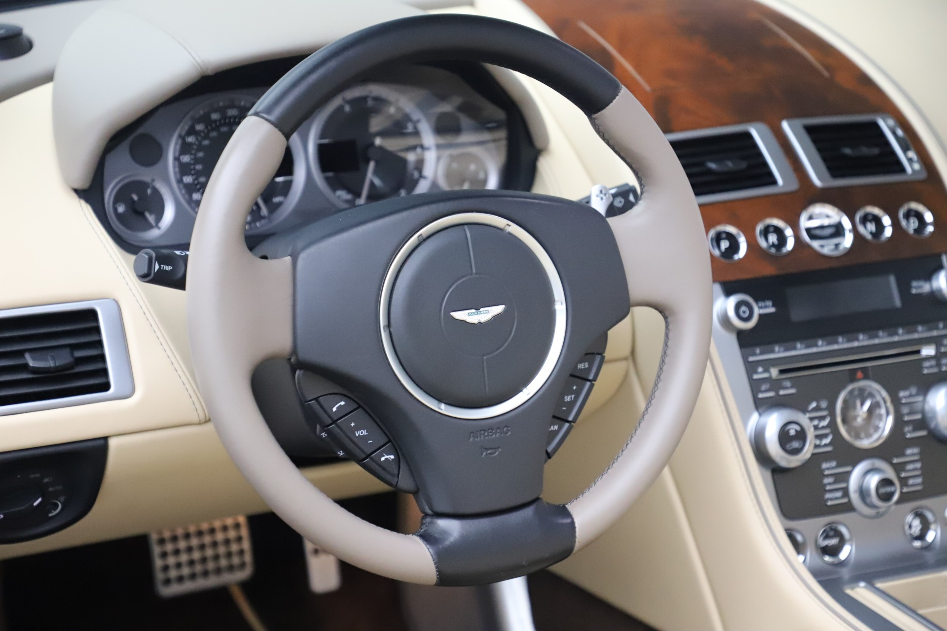 Used 2014 Aston Martin DB9 Volante For Sale In Westport, CT 3591_p22
