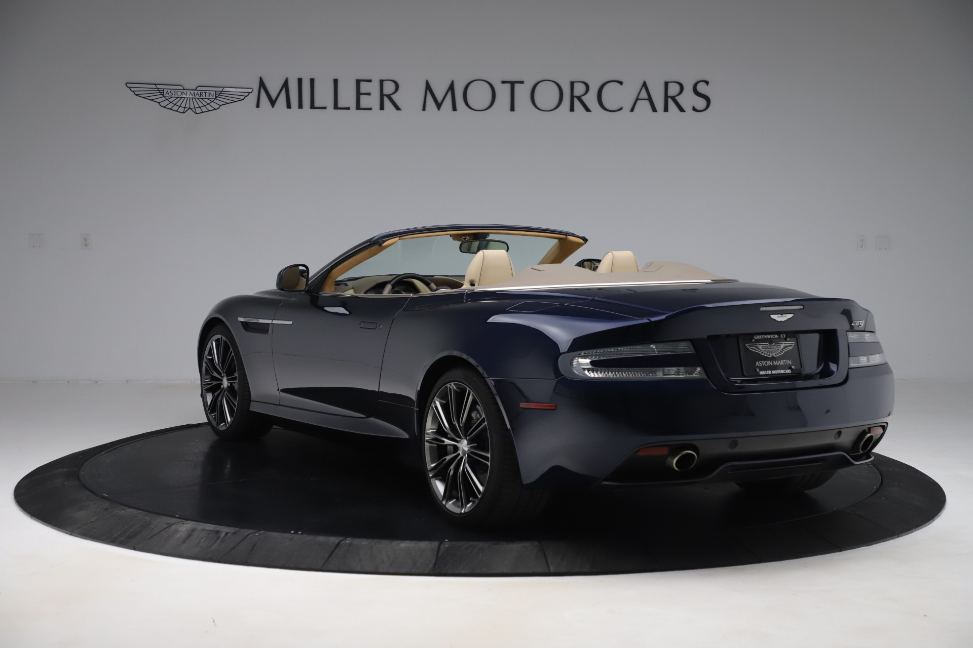 Used 2014 Aston Martin DB9 Volante For Sale In Westport, CT 3591_p5