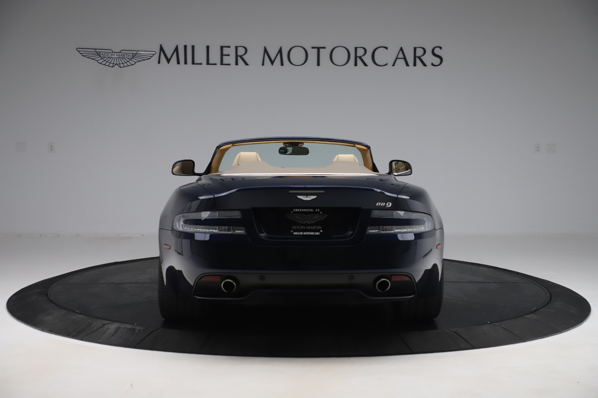 Used 2014 Aston Martin DB9 Volante For Sale In Westport, CT 3591_p6