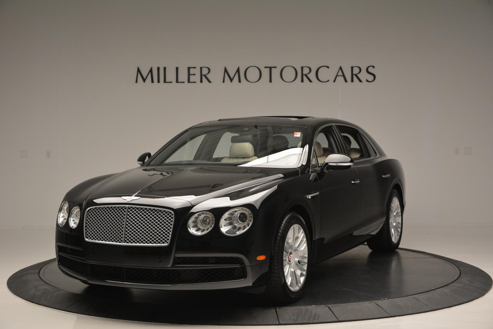 Used 2016 Bentley Flying Spur V8  For Sale In Westport, CT 36_main
