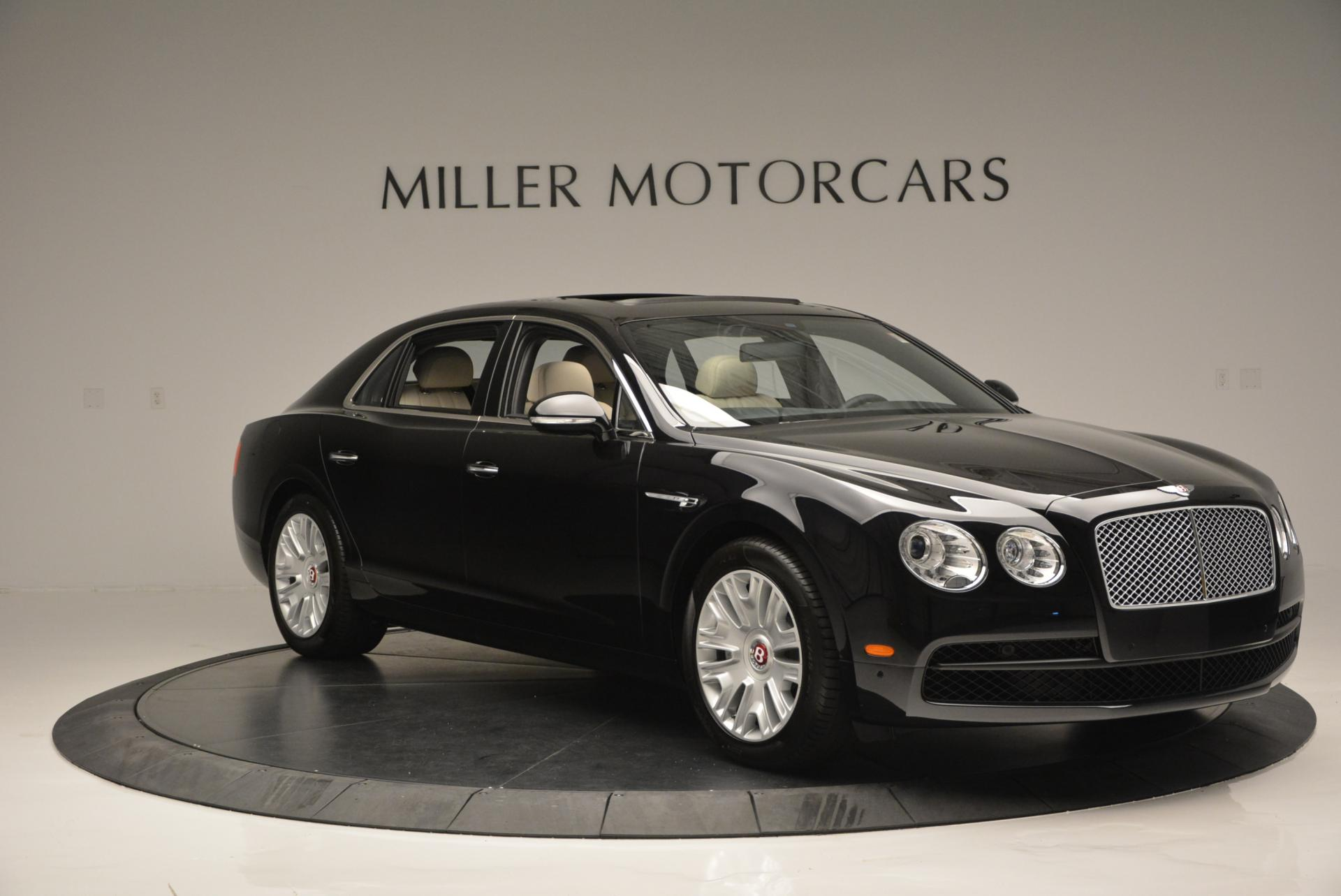 Used 2016 Bentley Flying Spur V8  For Sale In Westport, CT 36_p11