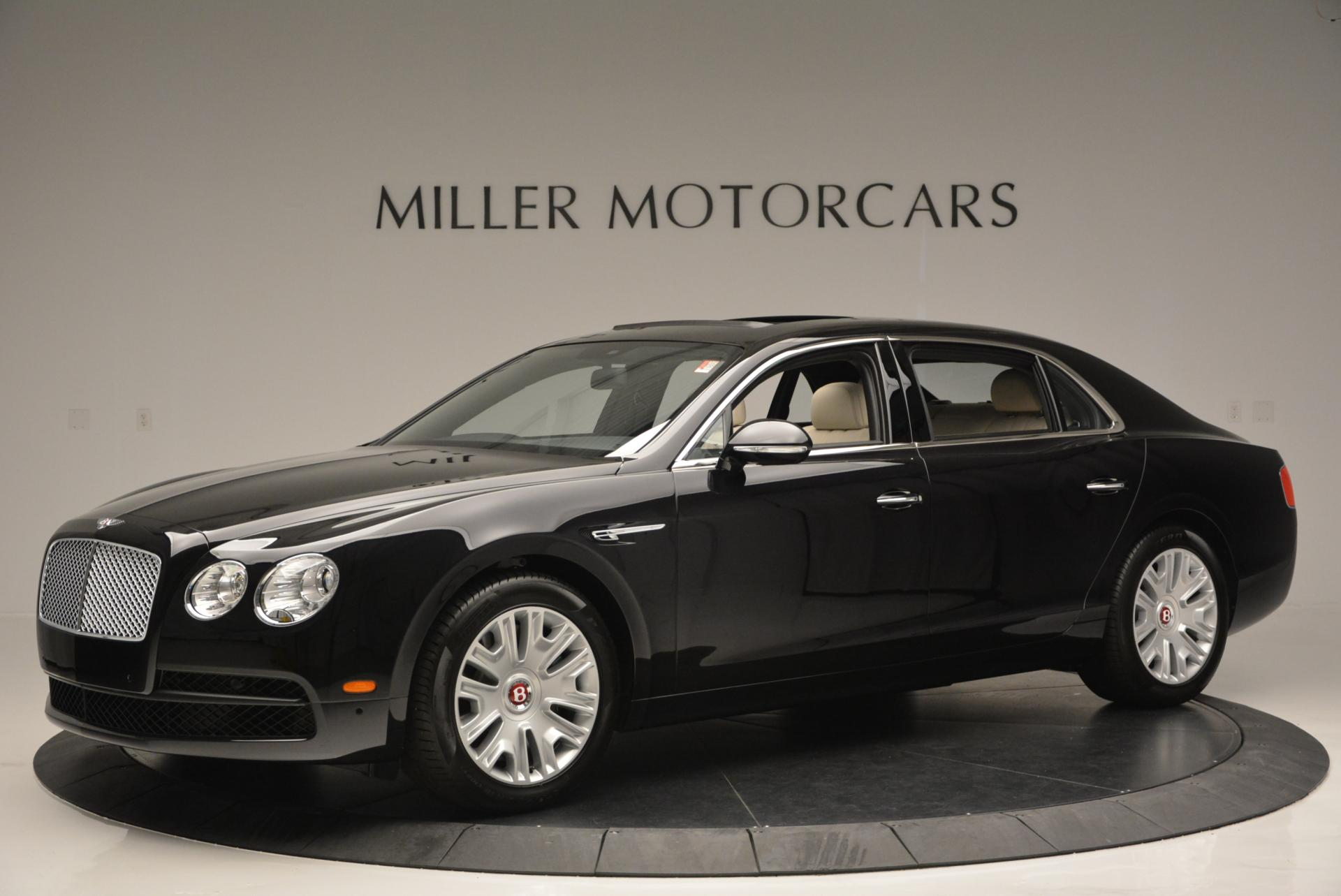 Used 2016 Bentley Flying Spur V8  For Sale In Westport, CT 36_p2
