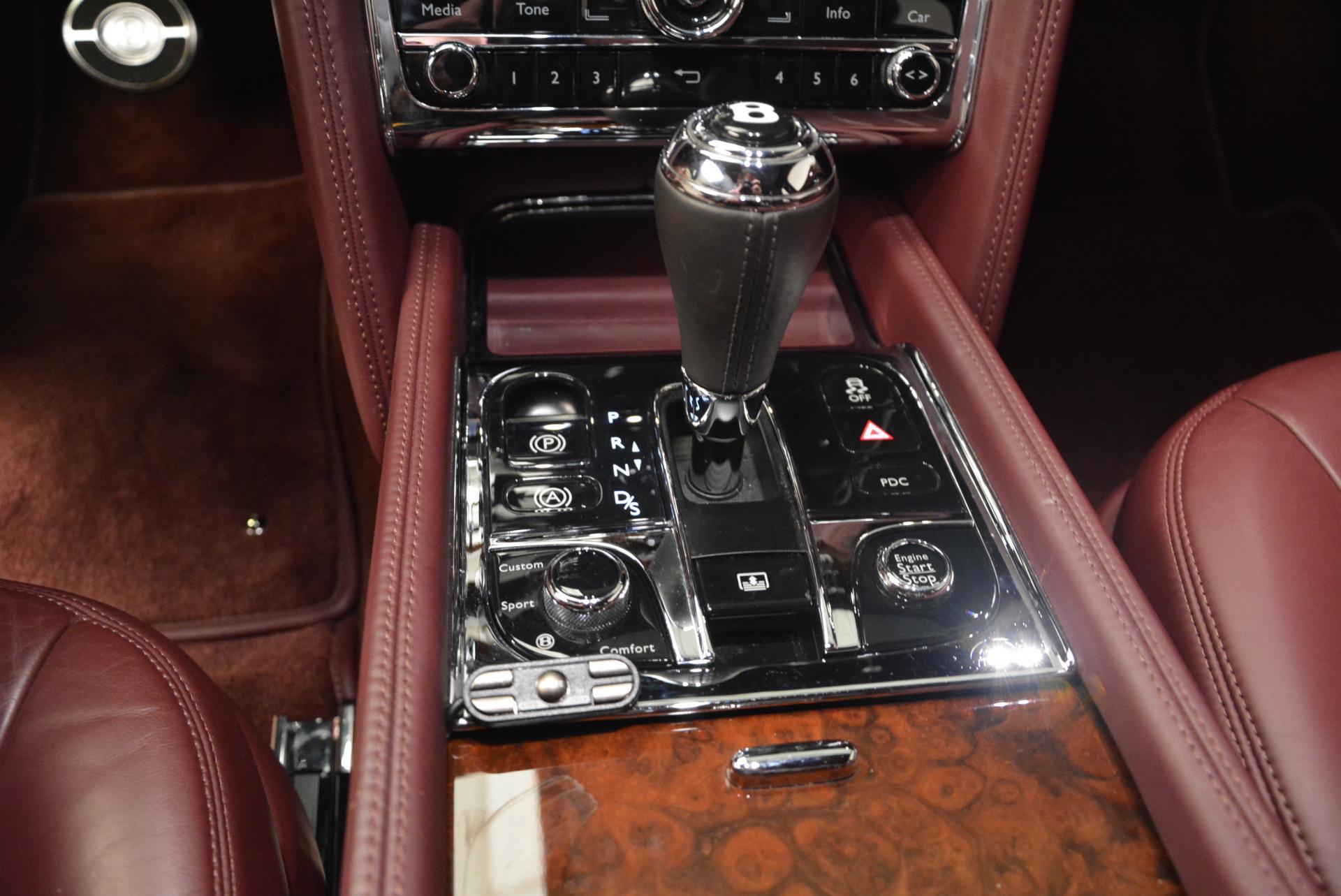 Used 2011 Bentley Mulsanne  For Sale In Westport, CT 38_p24