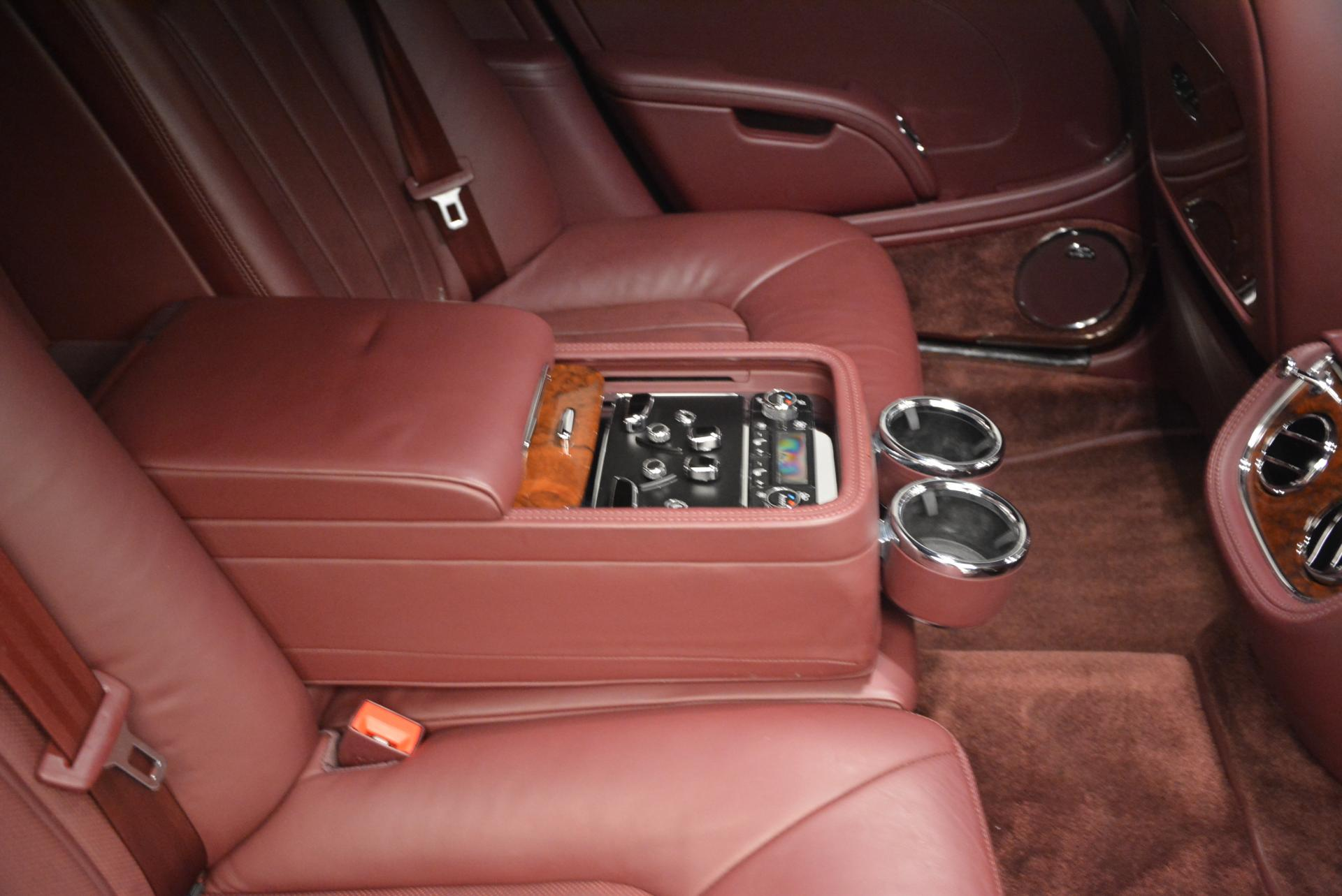 Used 2011 Bentley Mulsanne  For Sale In Westport, CT 38_p25