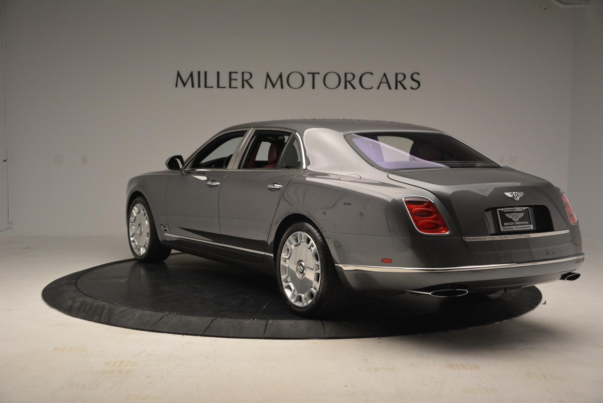 Used 2011 Bentley Mulsanne  For Sale In Westport, CT 38_p5